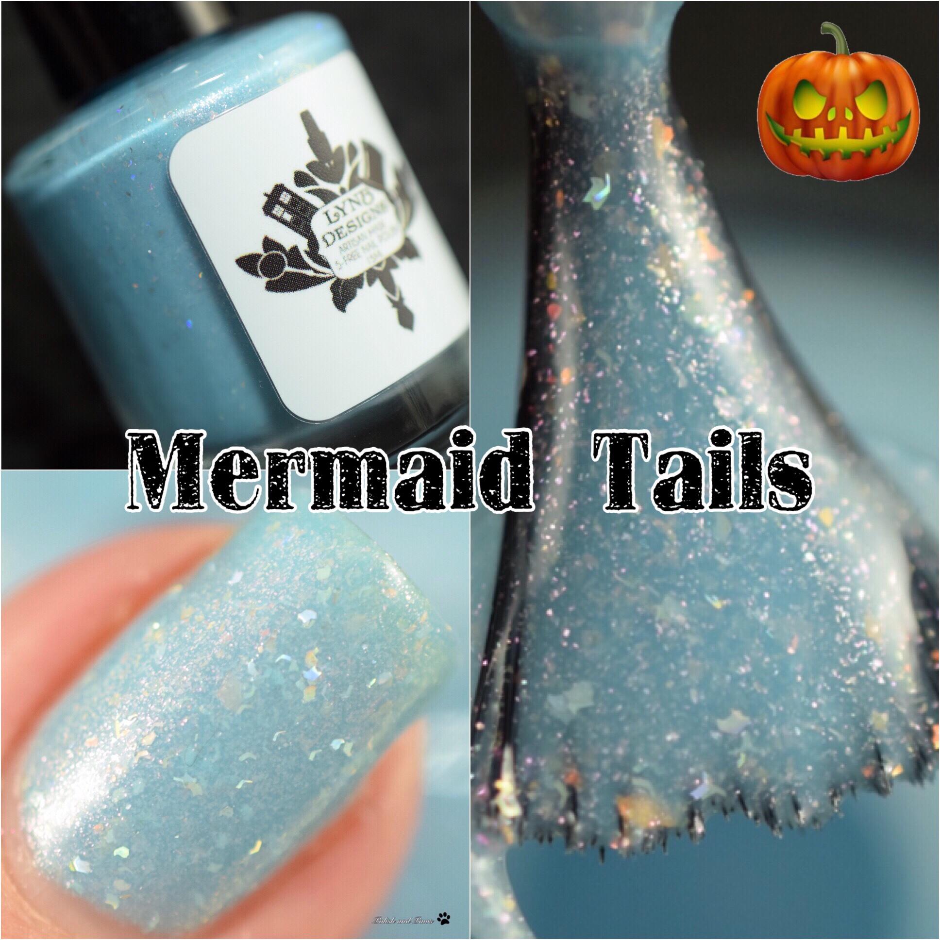 LynB Designs Mermaid Tails