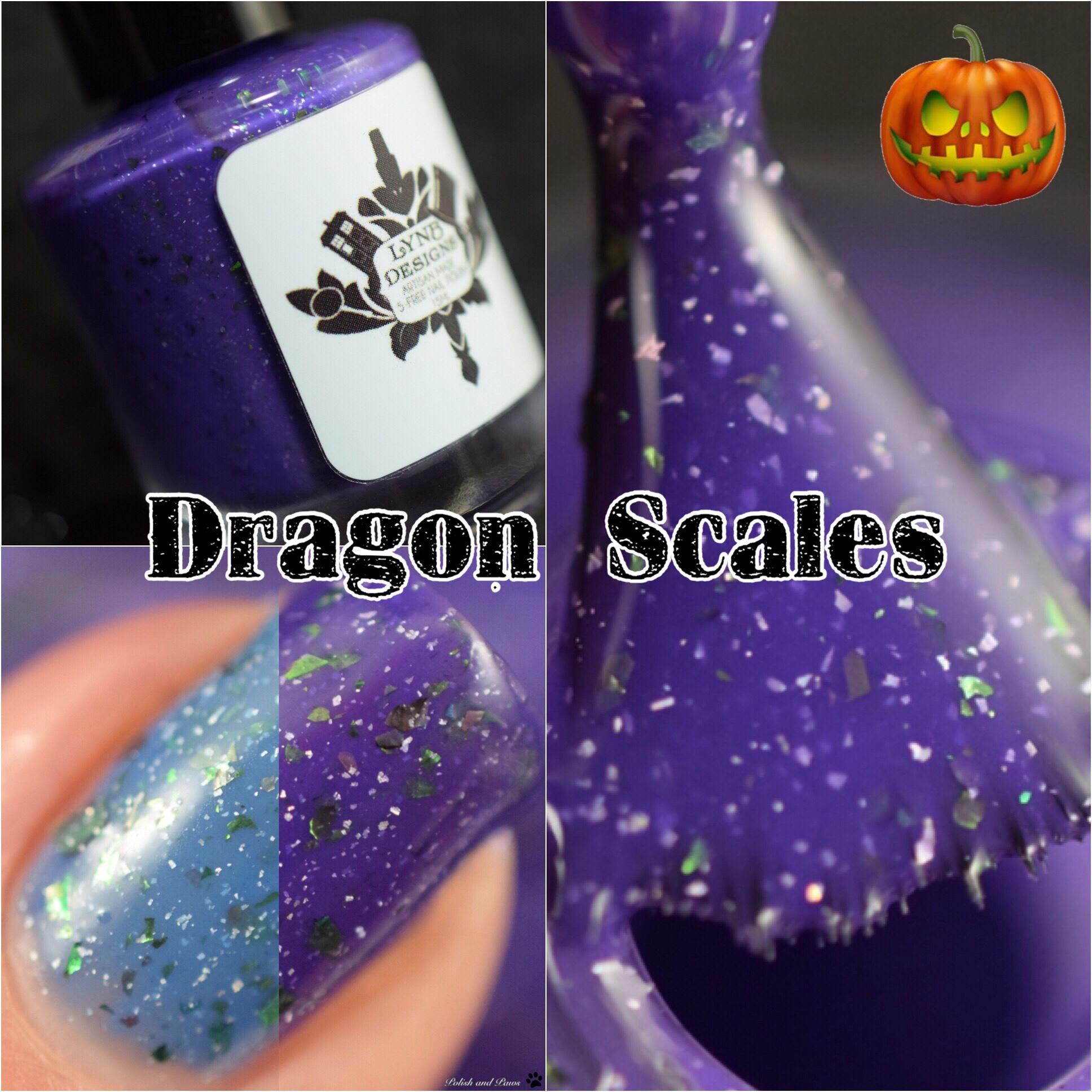 LynB Designs Dragon Scales