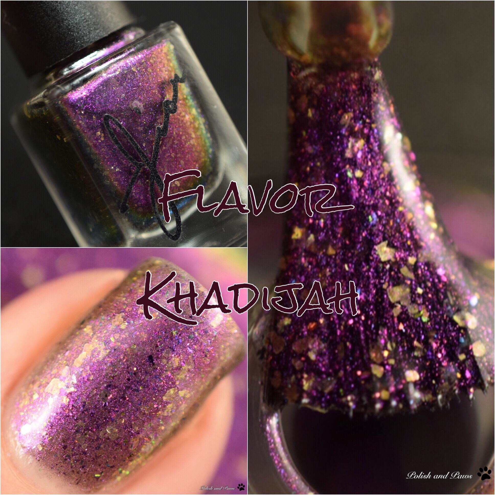 Jior Couture Flavor ~ Khadijah
