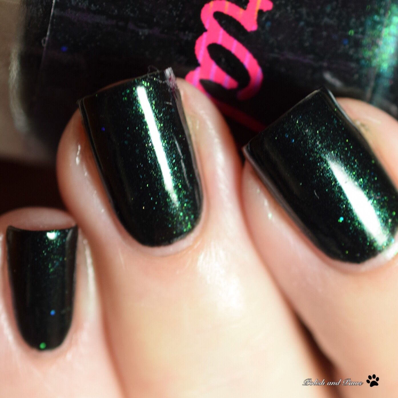 Chirality Polish Dead End