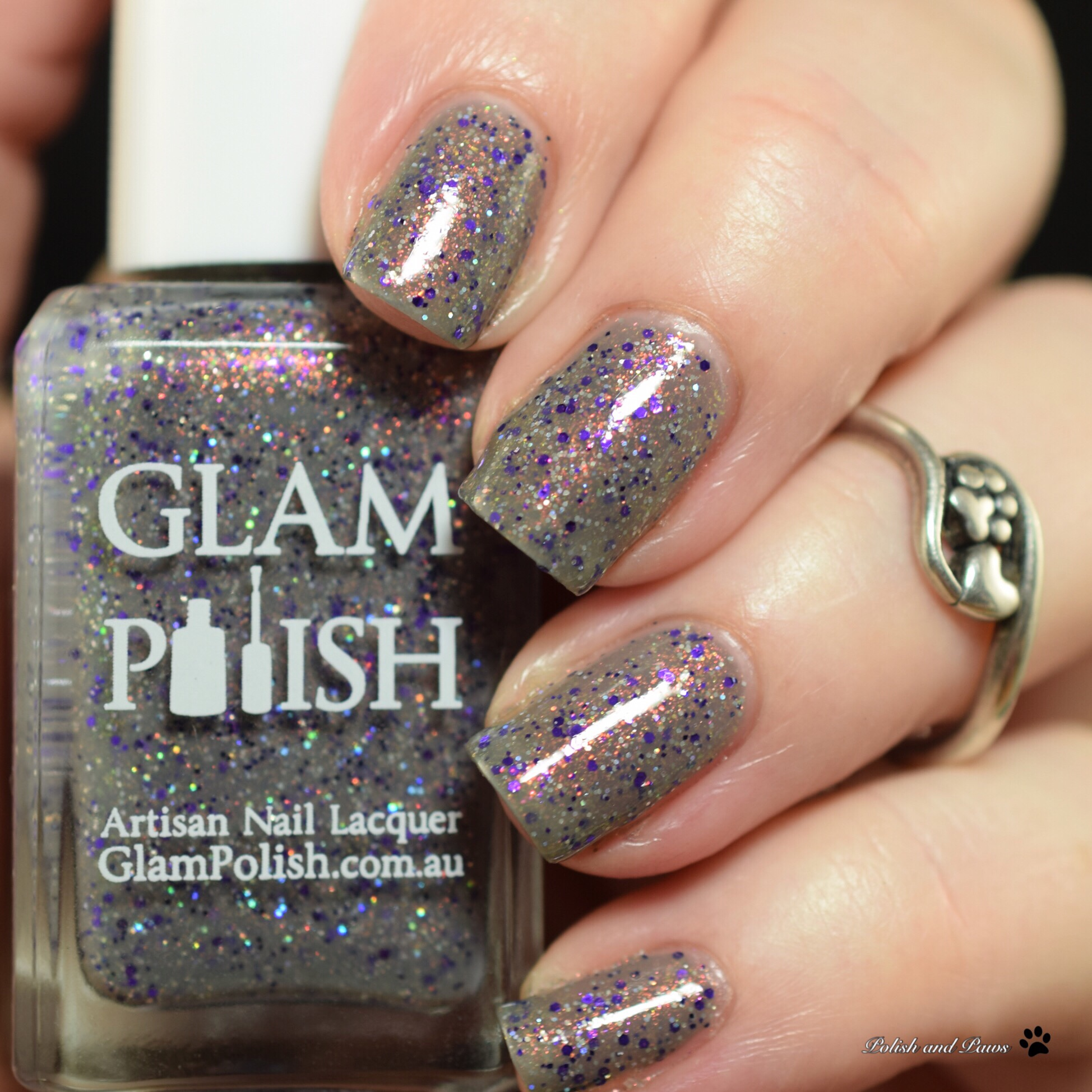 Glam Polish Silent Hill