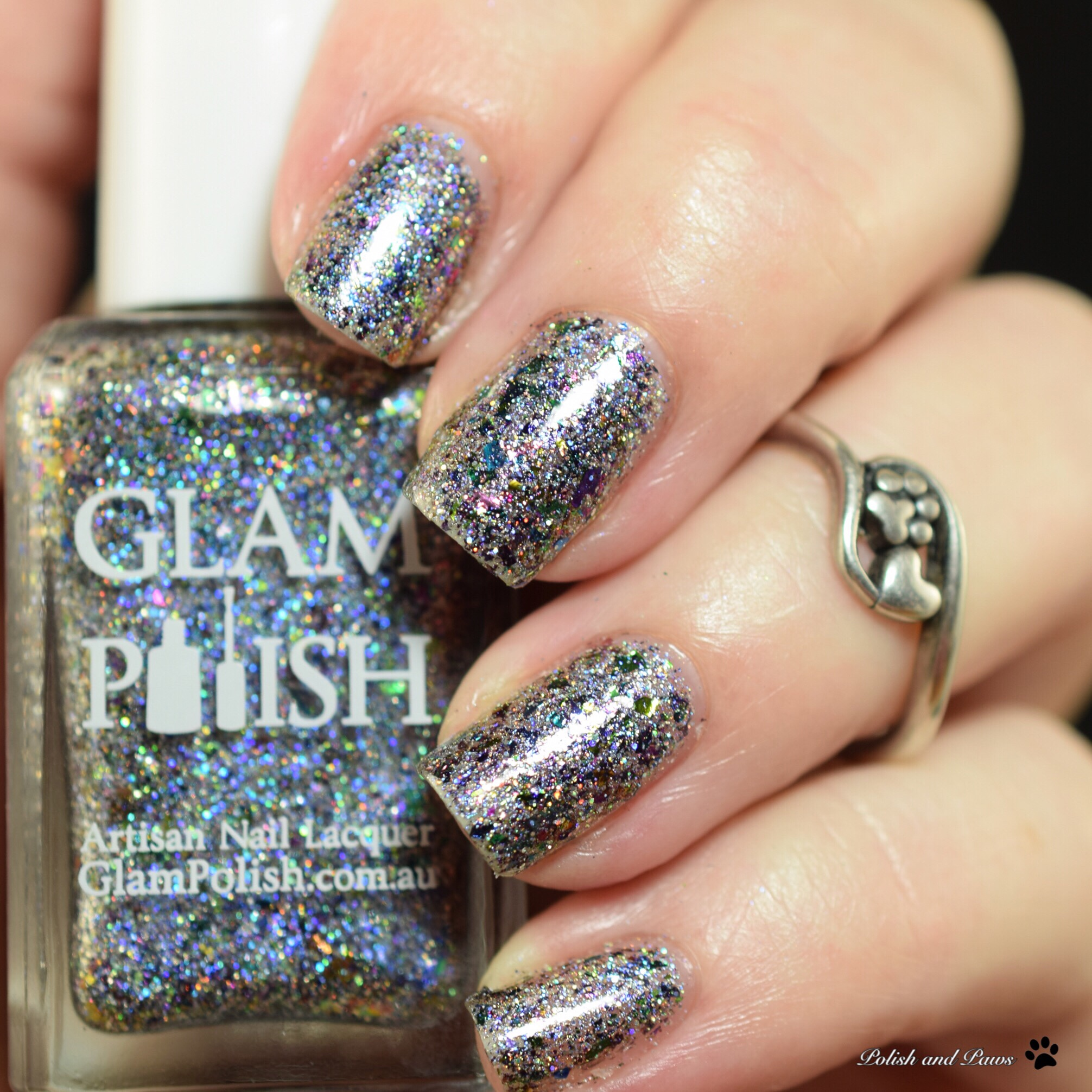 Glam Polish This is Halloween