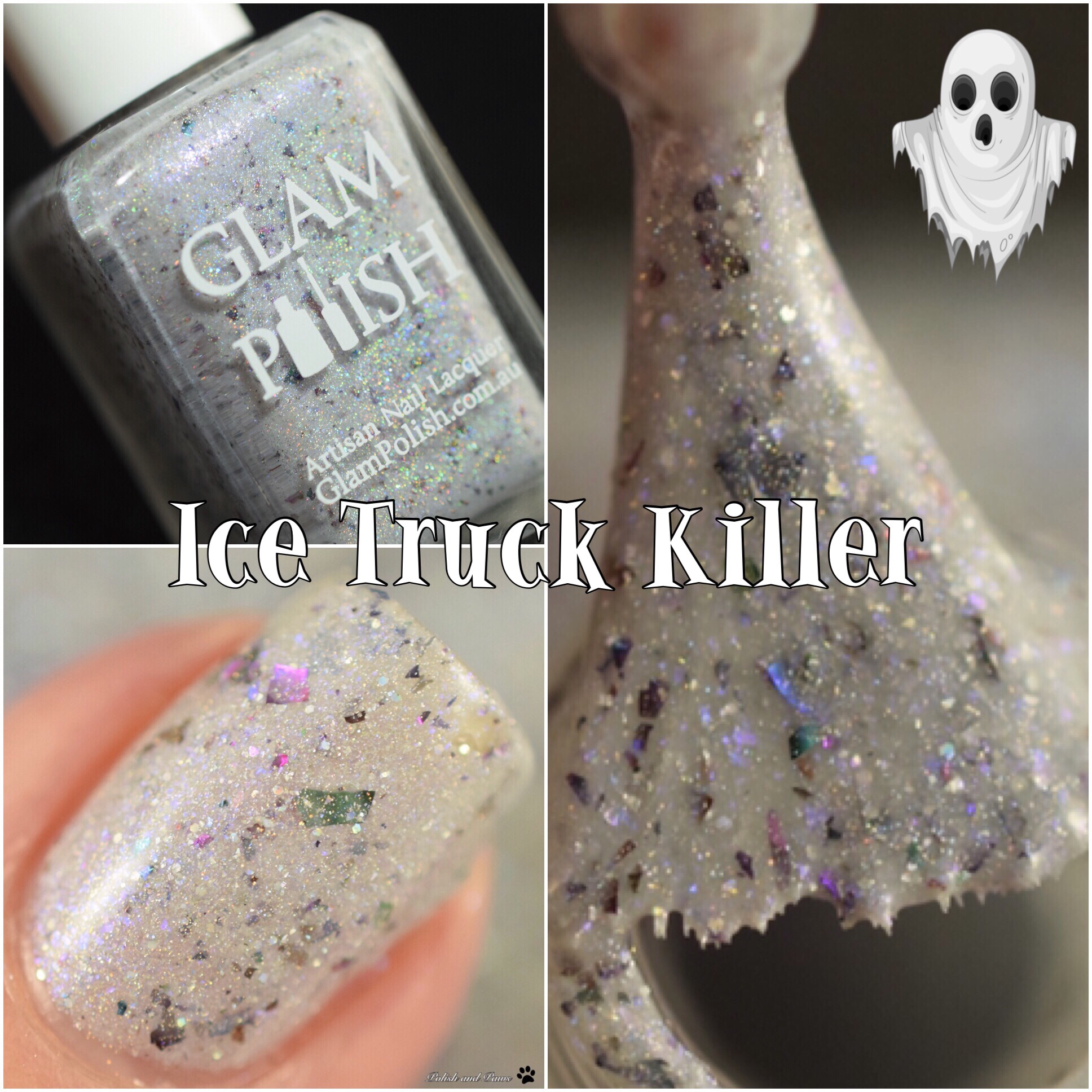 Glam Polish Ice Truck Killer