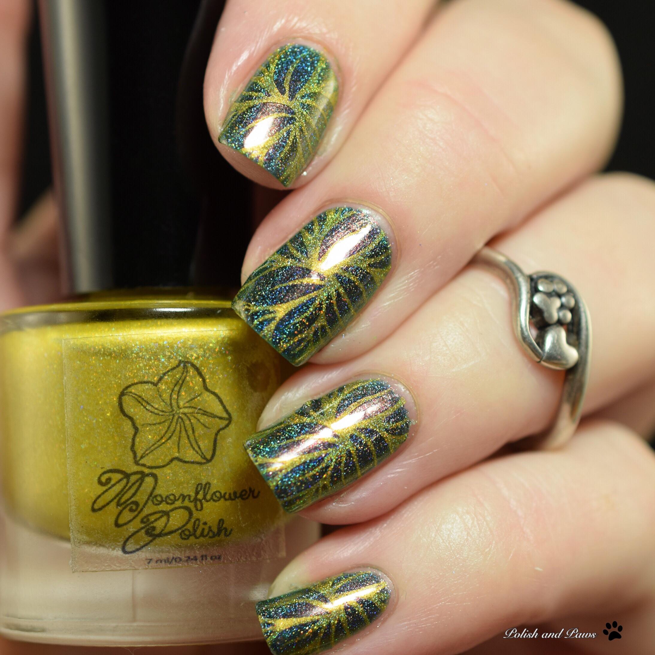 Moonflower Polish Oro