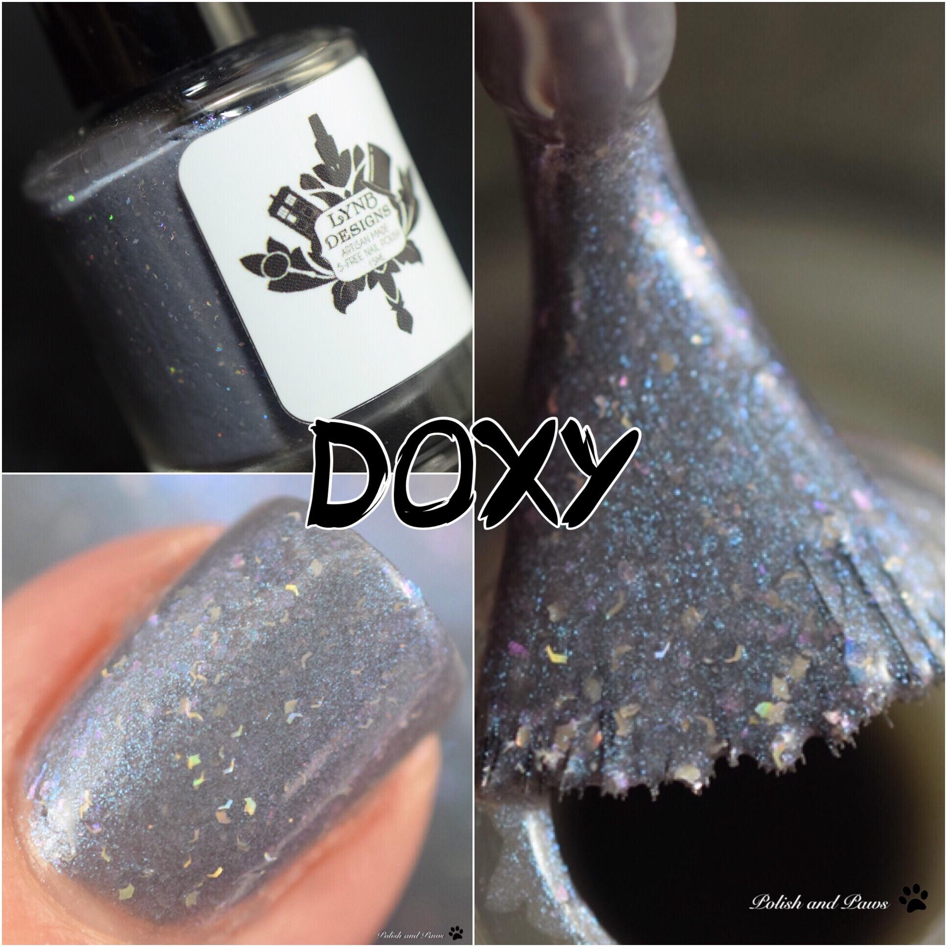 LynB Designs Doxy