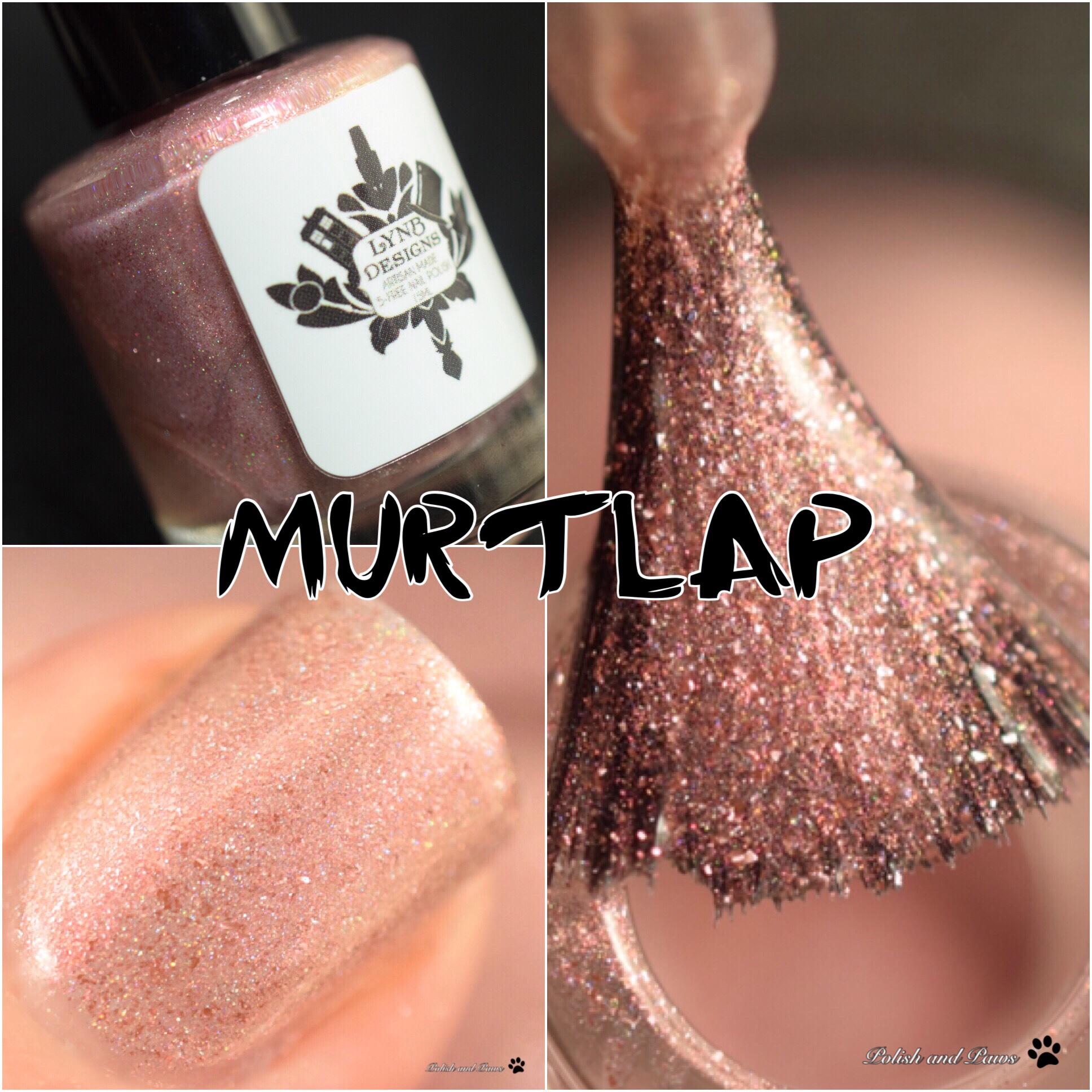 LynB Designs Murtlap