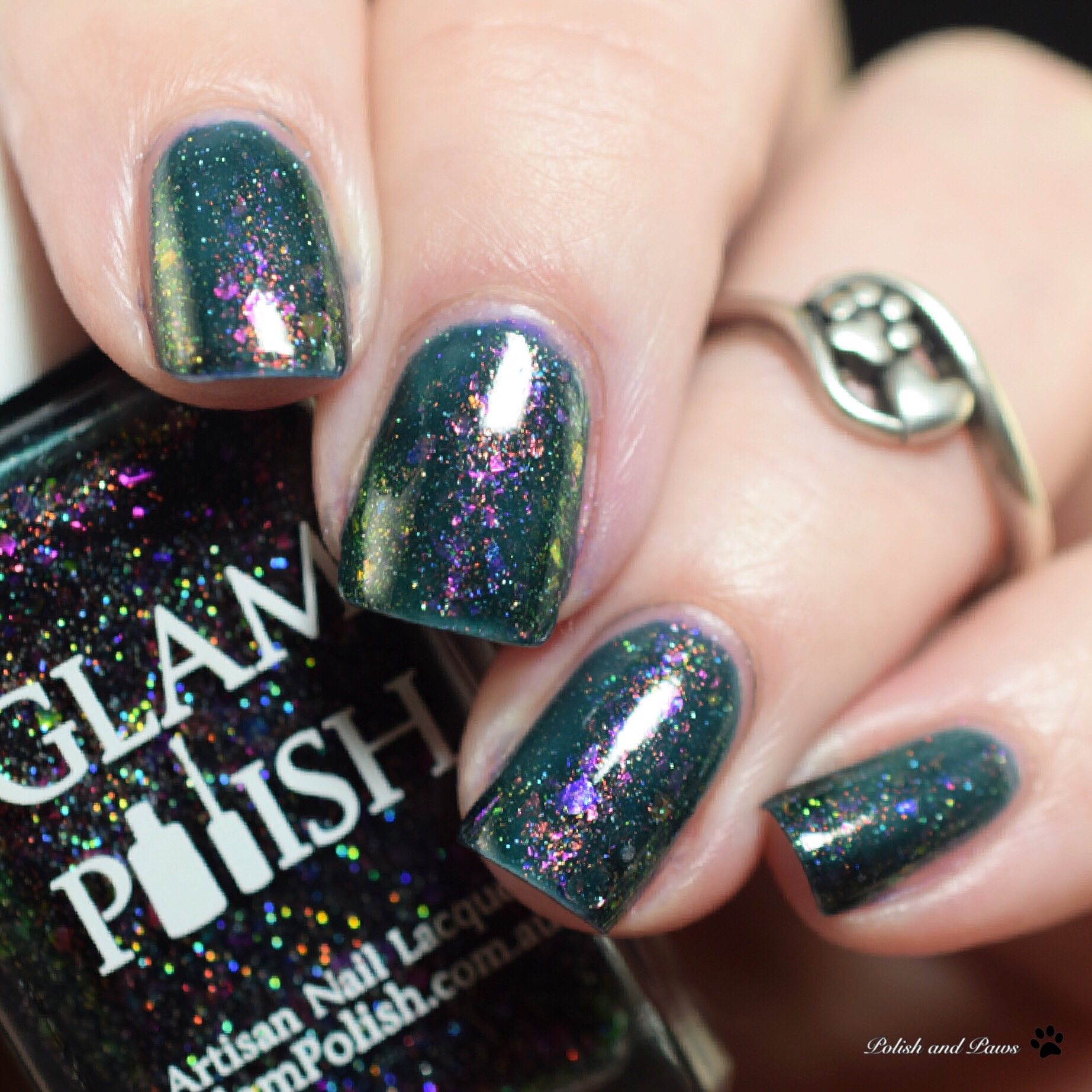 Glam Polish I'll Kill You All!