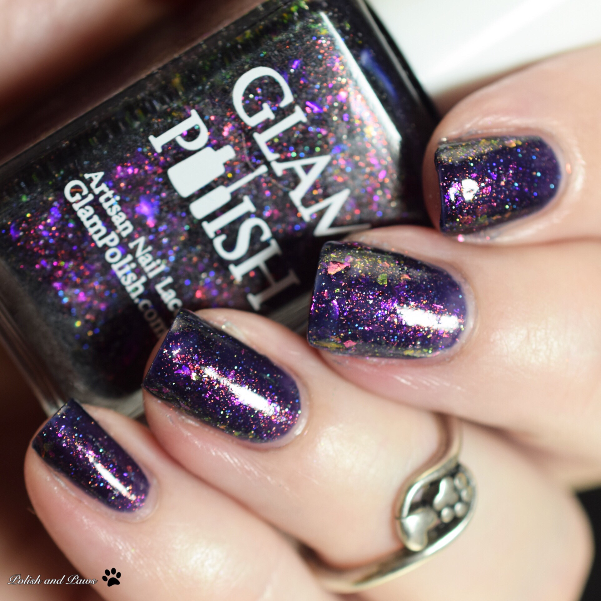 Glam Polish Your Worst Dream Come True