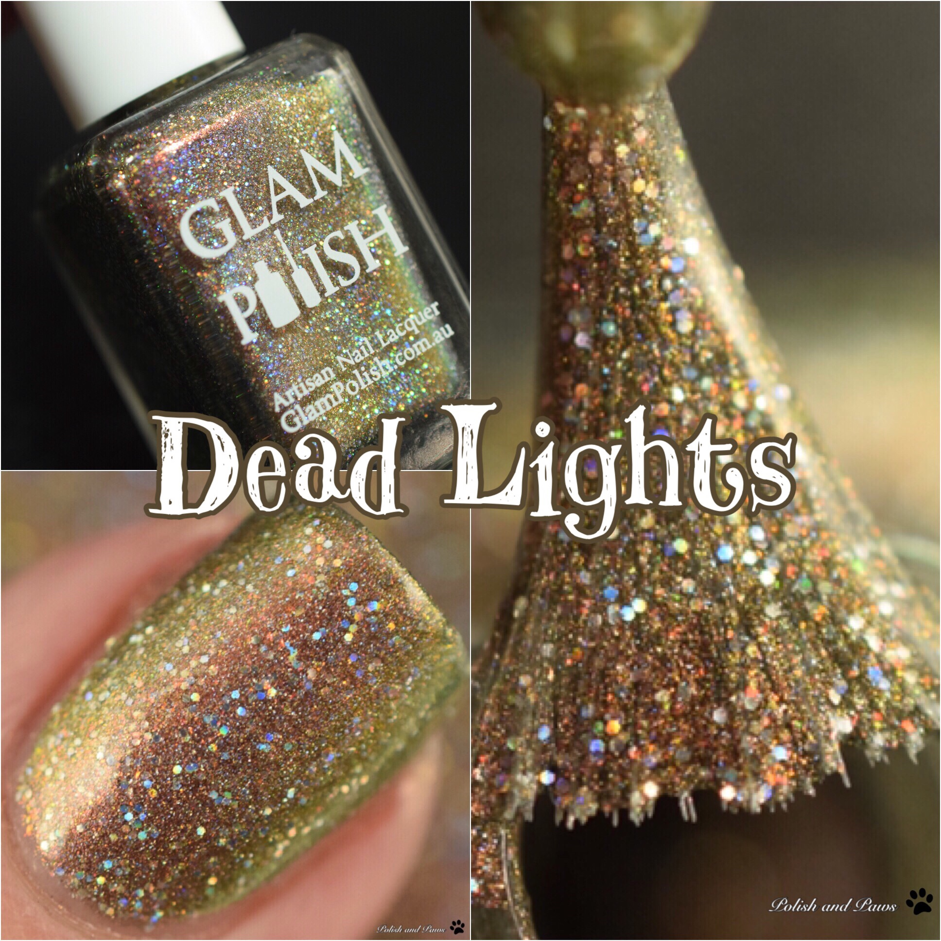 Glam Polish Dead Lights