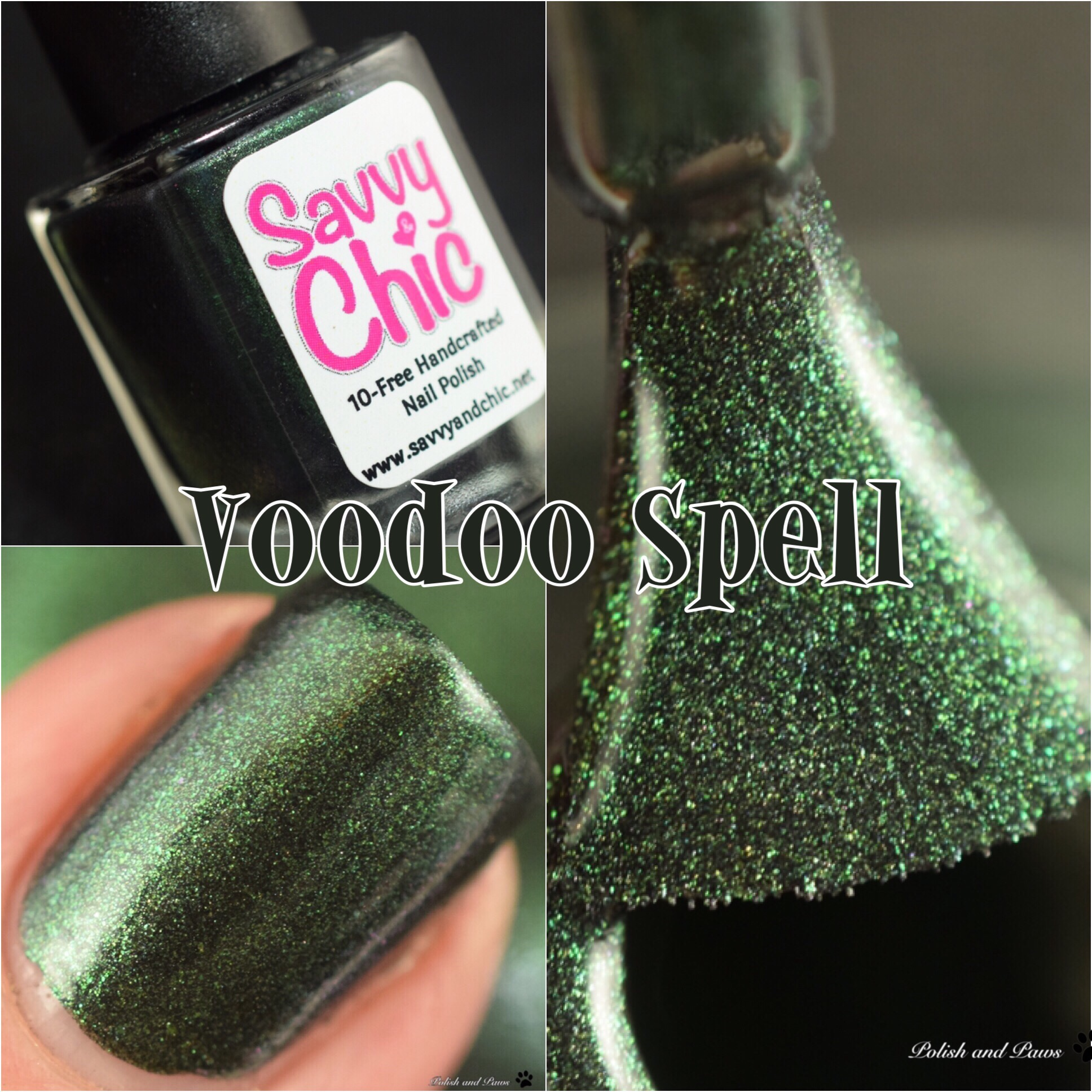 Savvy & Chic Voodoo Spell