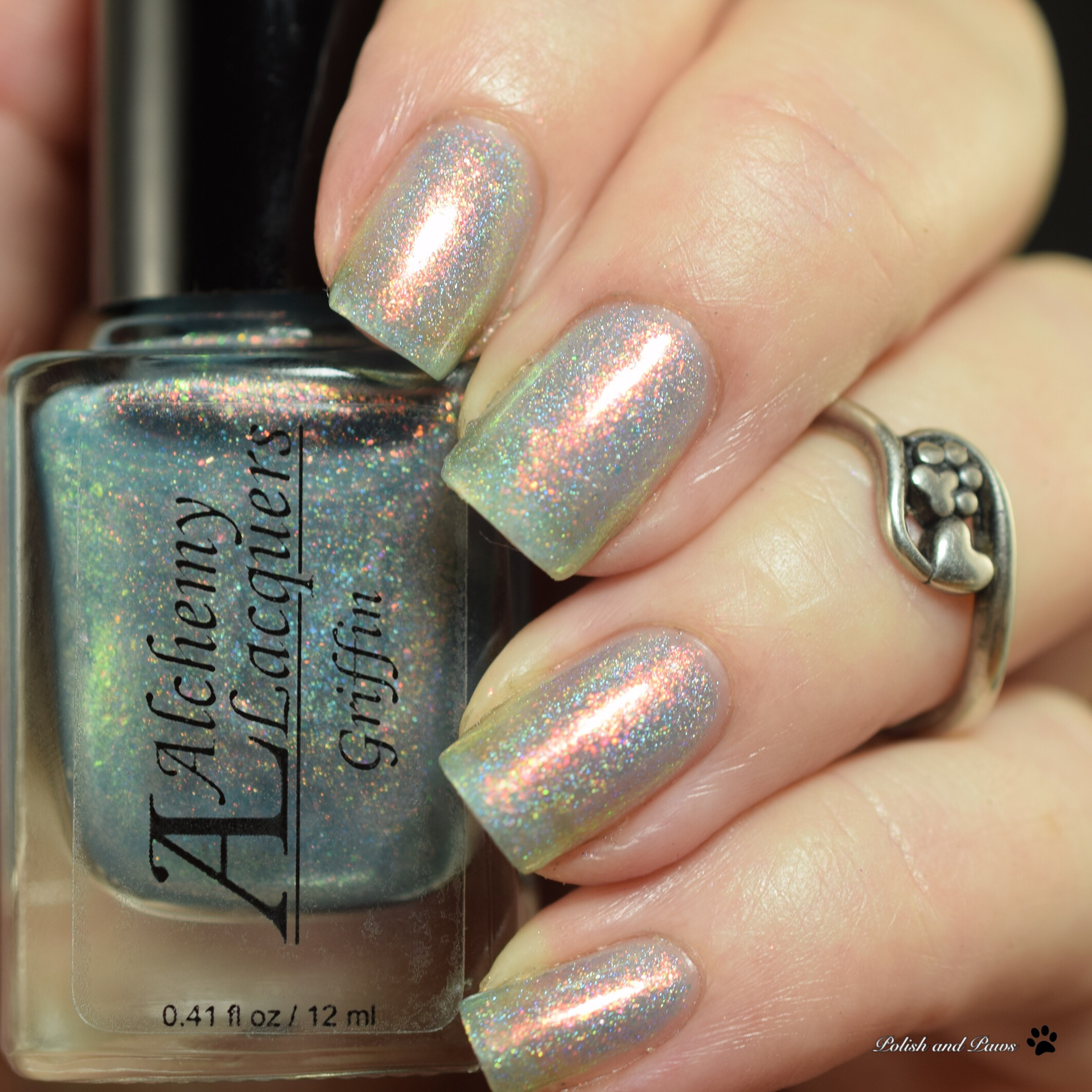 Alchemy Lacquers Griffin