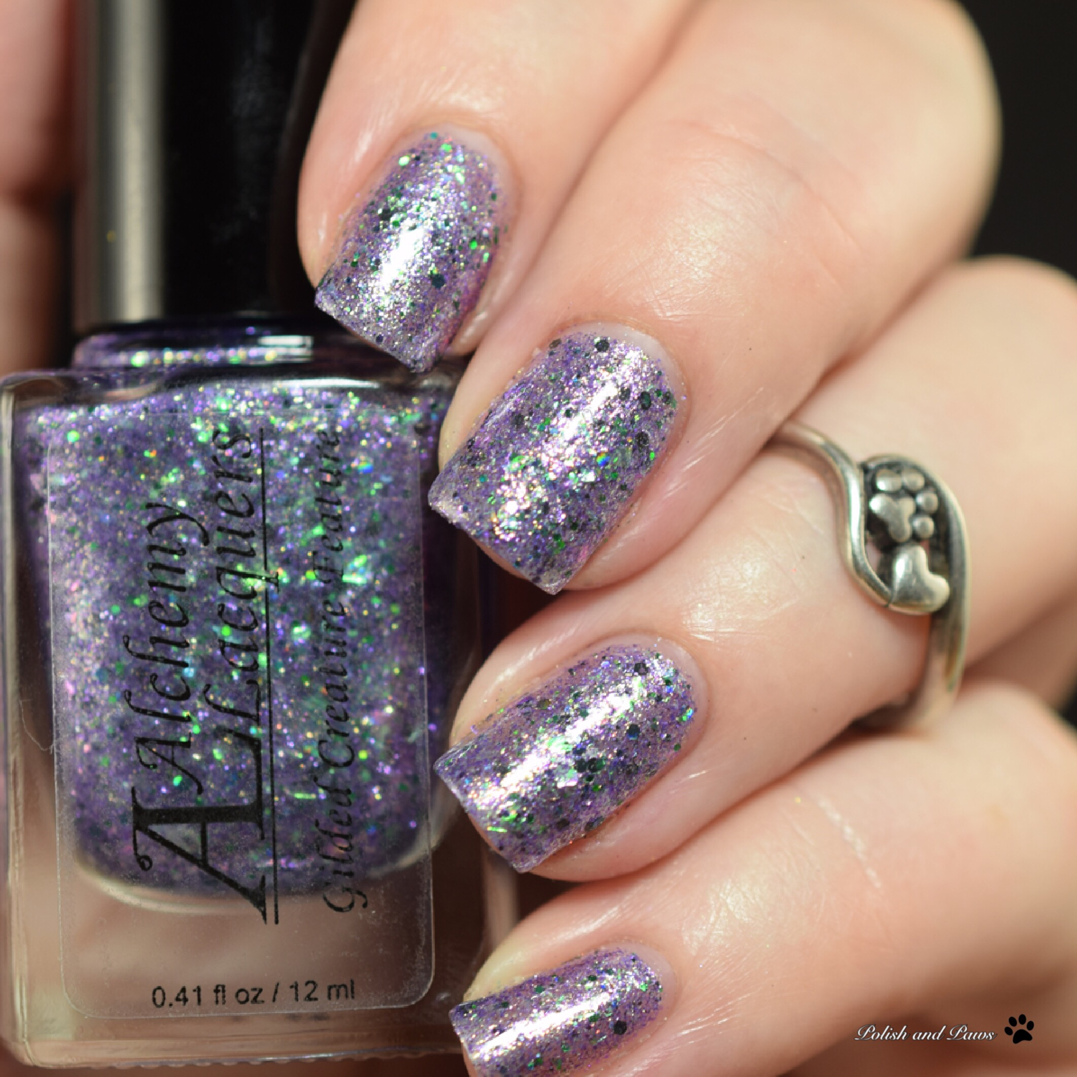 Alchemy Lacquers Guilded Creature Feature