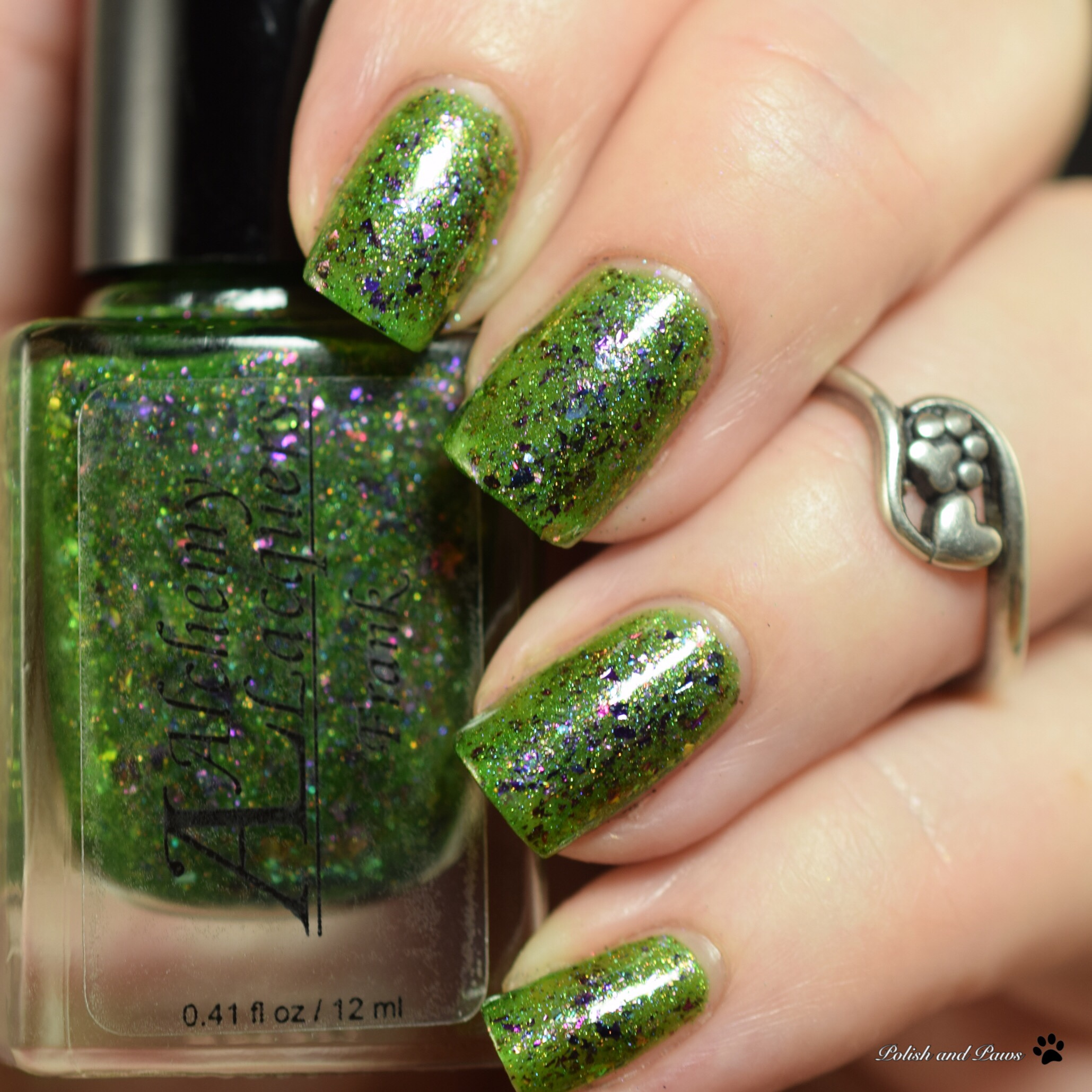 Alchemy Lacquers Frank
