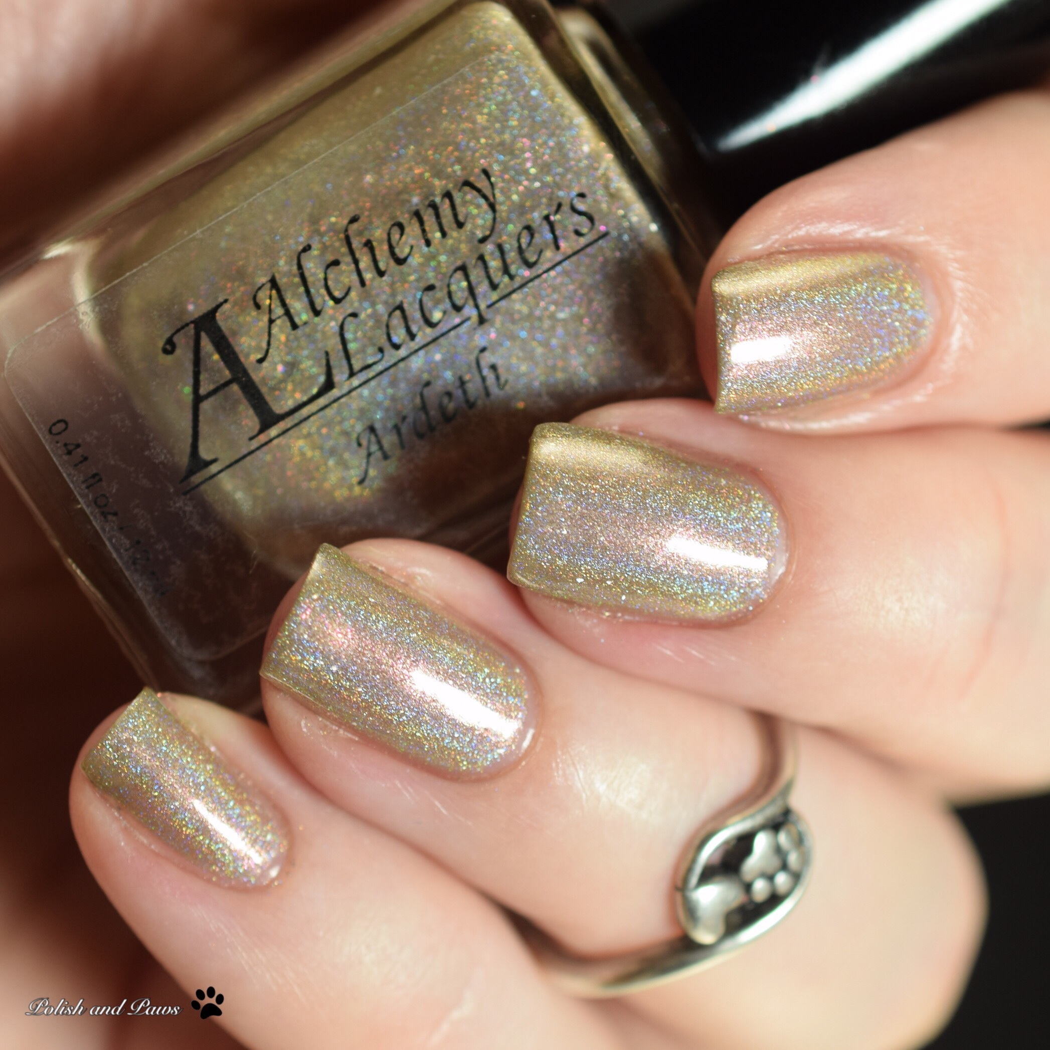 Alchemy Lacquers Ardeth