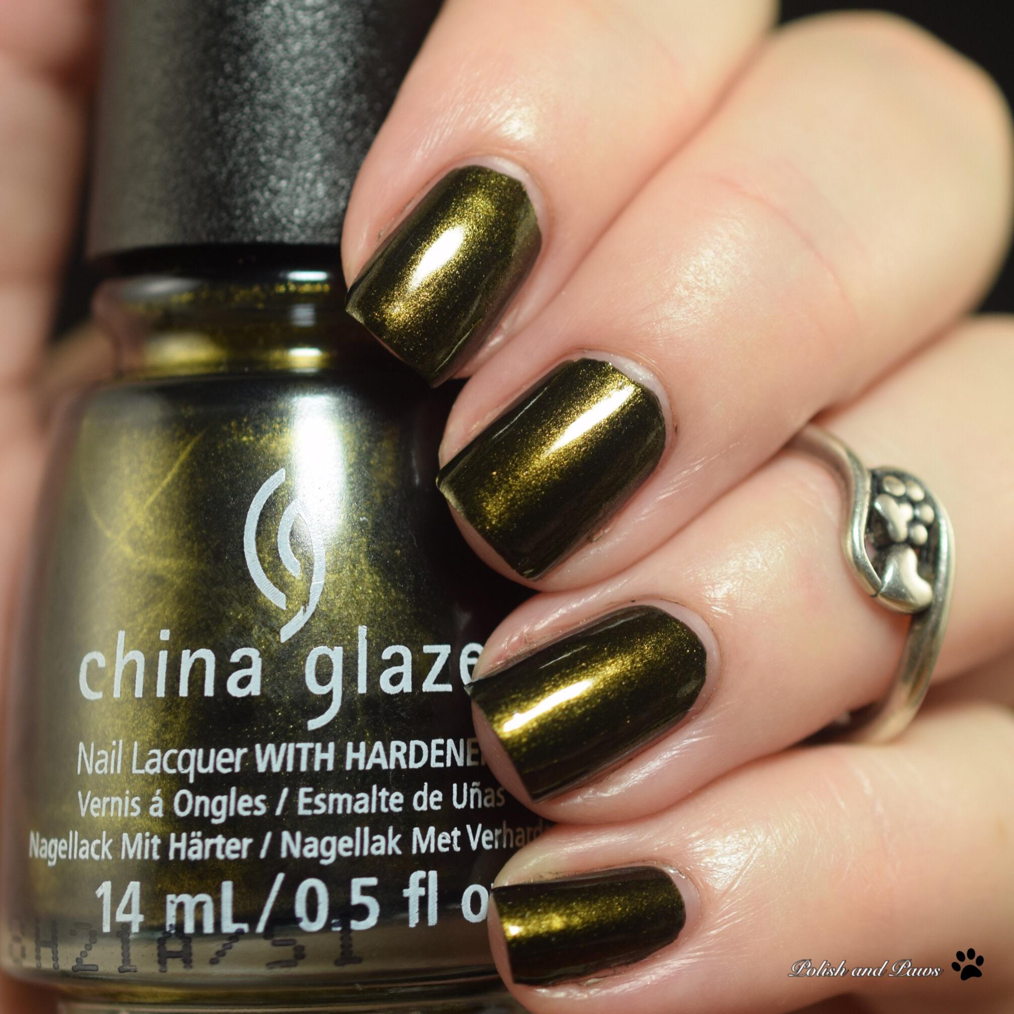 China Glaze Wicked Liquid