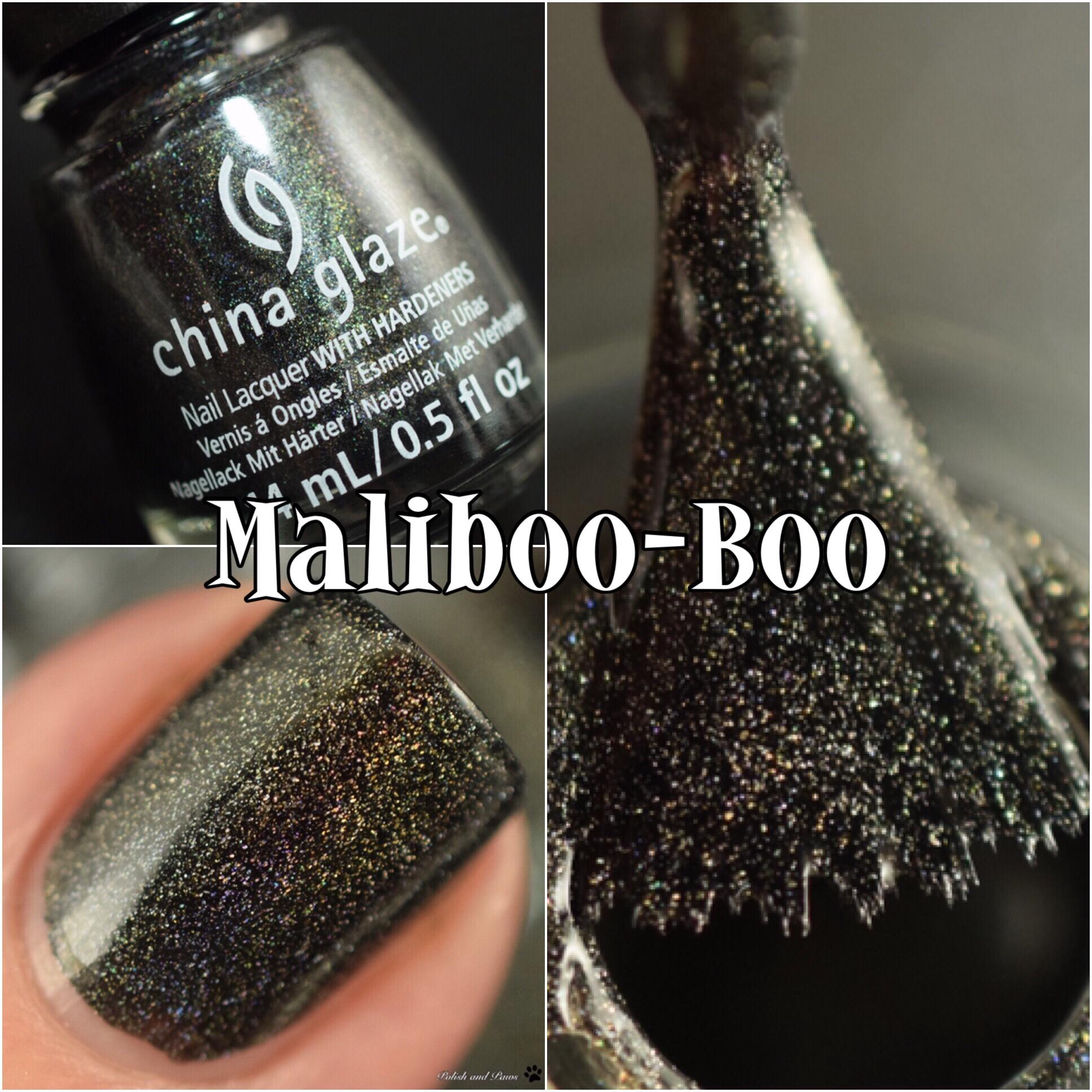 China Glaze Maliboo-Boo