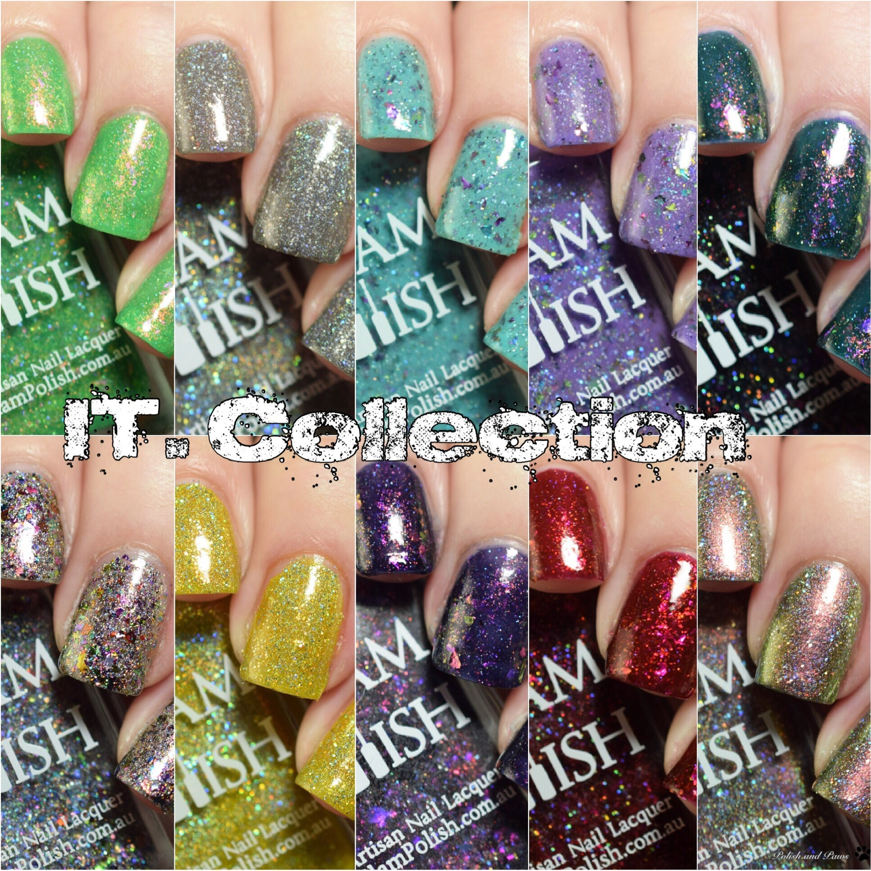 The Glam Polish IT Collection (Limited Edition)