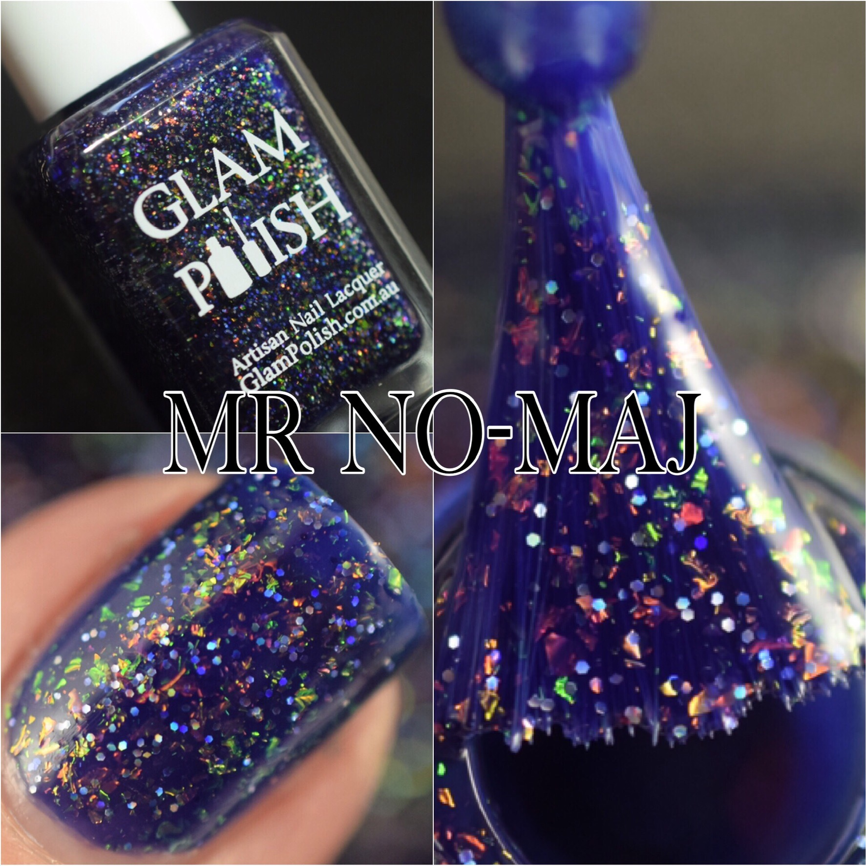 Glam Polish Mr No-Maj