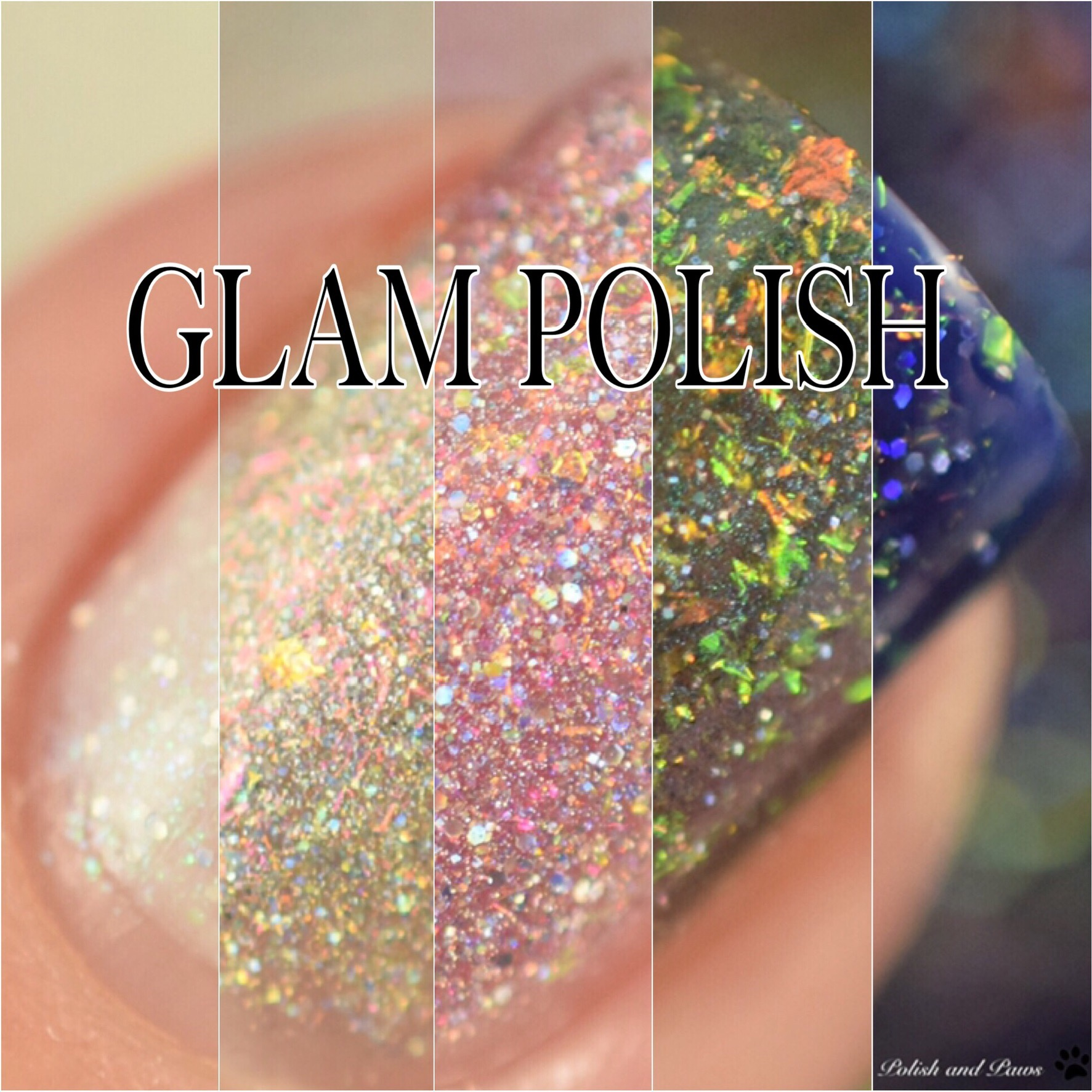 Glam Polish Magical World Collection LE (partial)