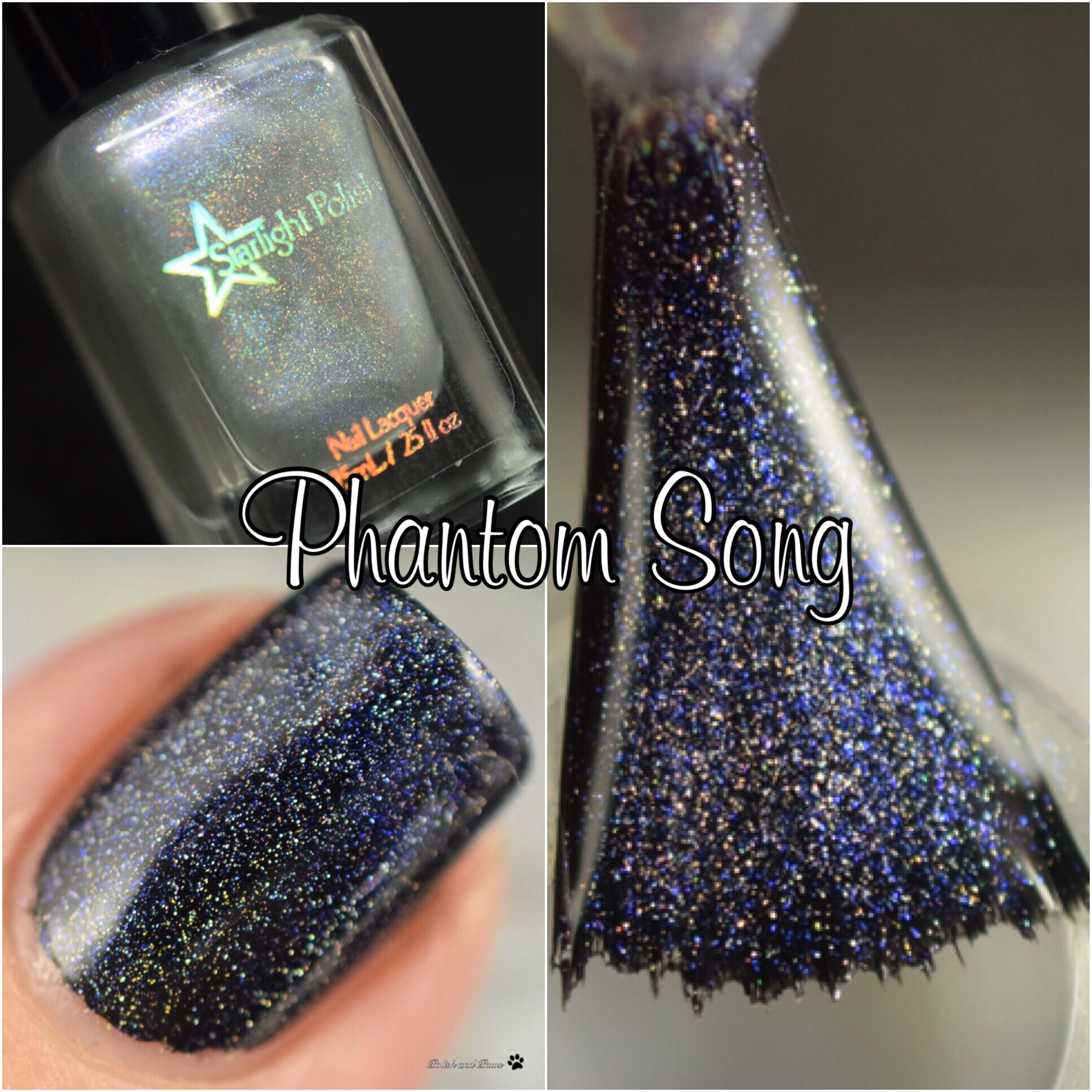 Starlight Polish Phantom Song
