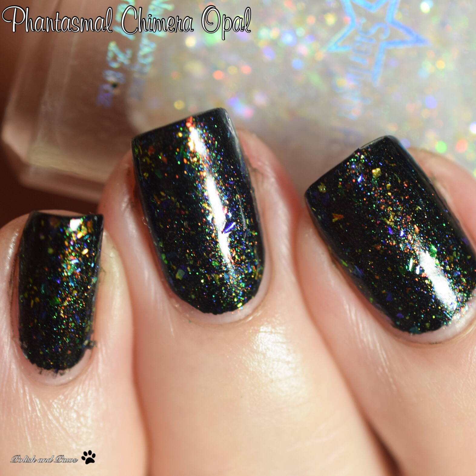 Starlight Polish Phantasmal Chimera Opal