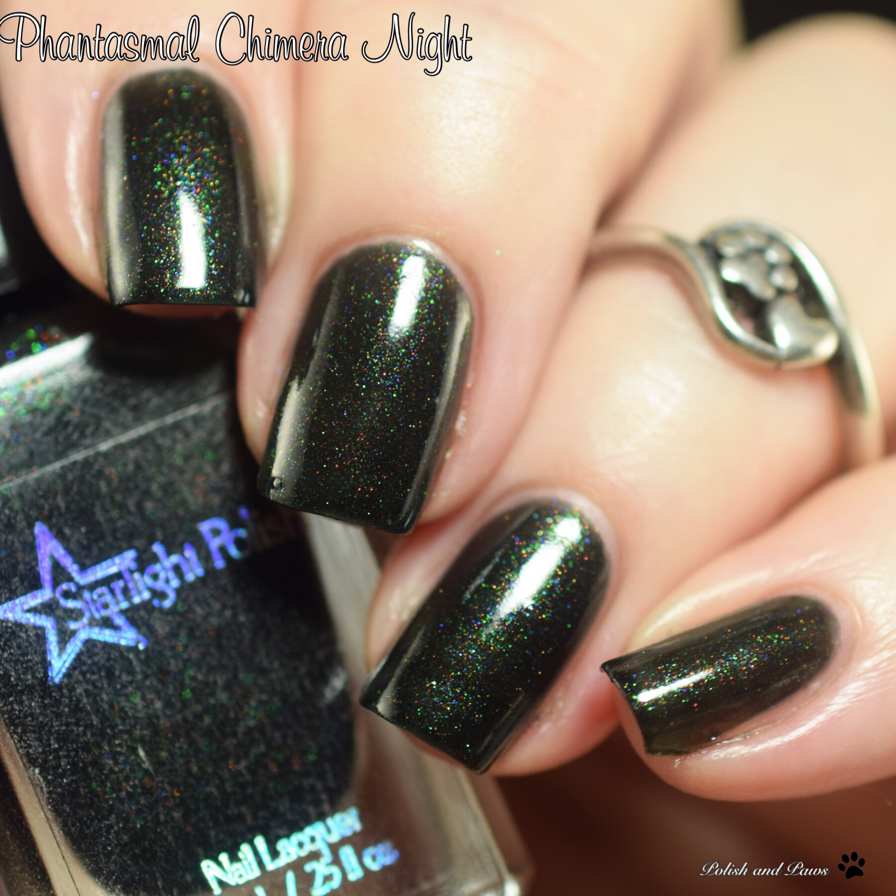 Starlight Polish Phantasmal Chimera Night