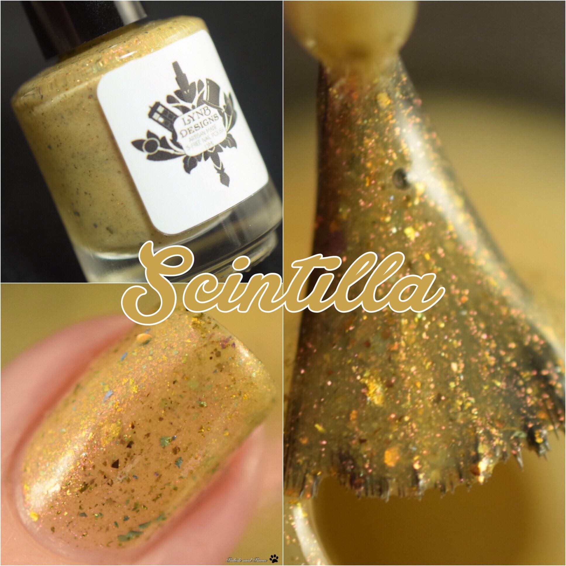 LynB Designs Scintilla