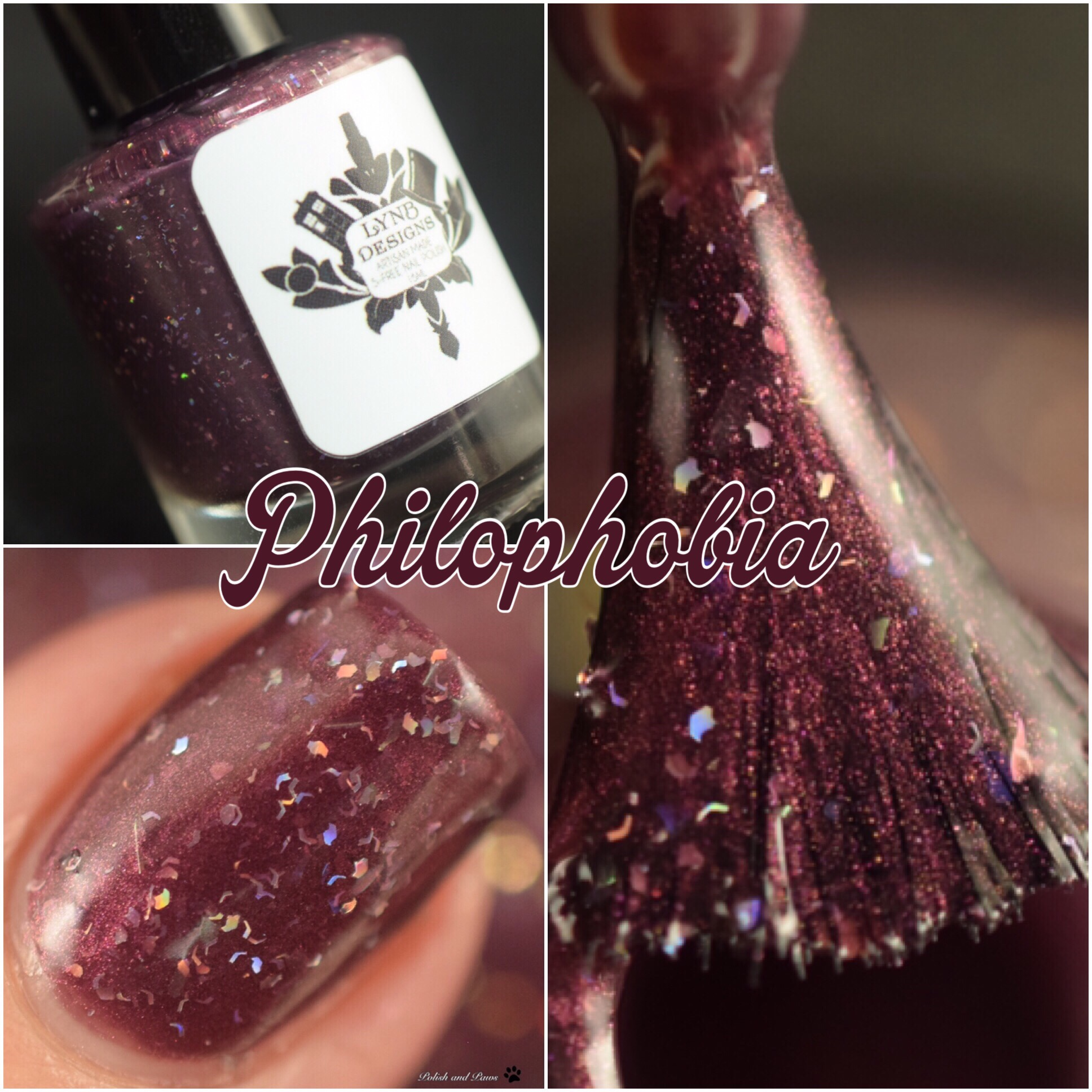 LynB Designs Philophobia