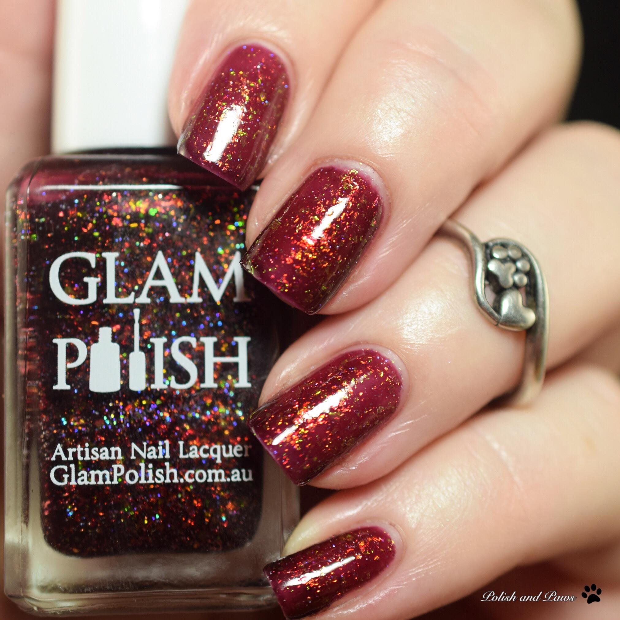 Glam Polish Crucio!