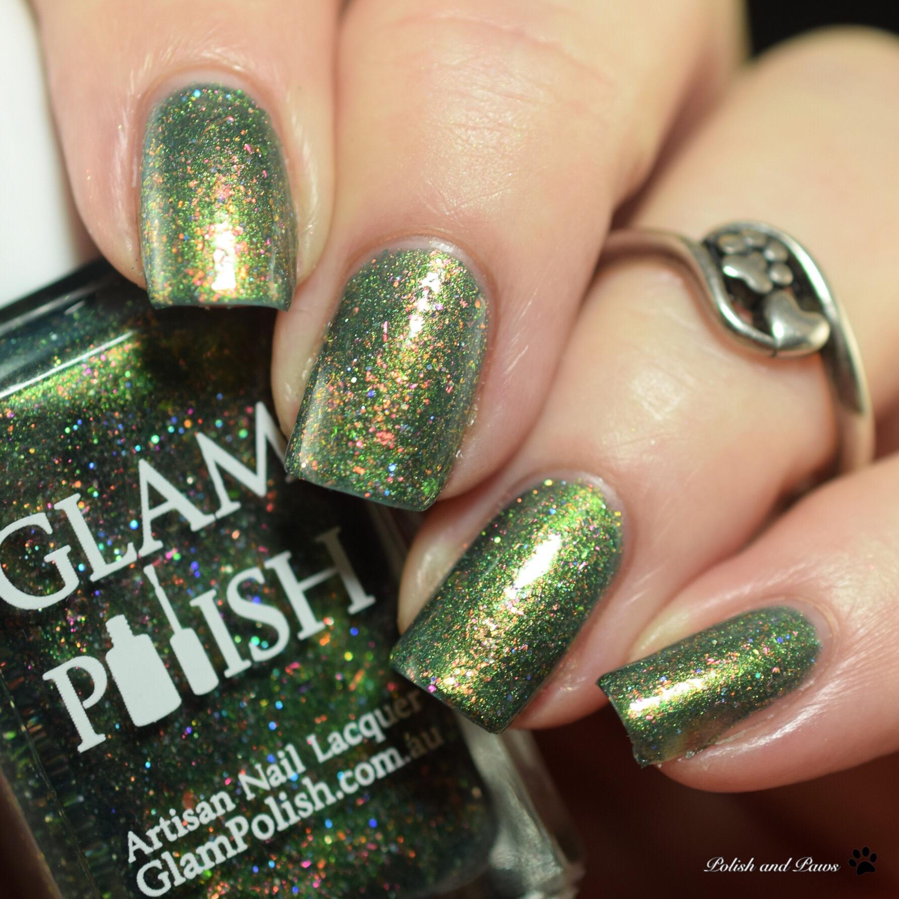 Glam Polish Basilisk