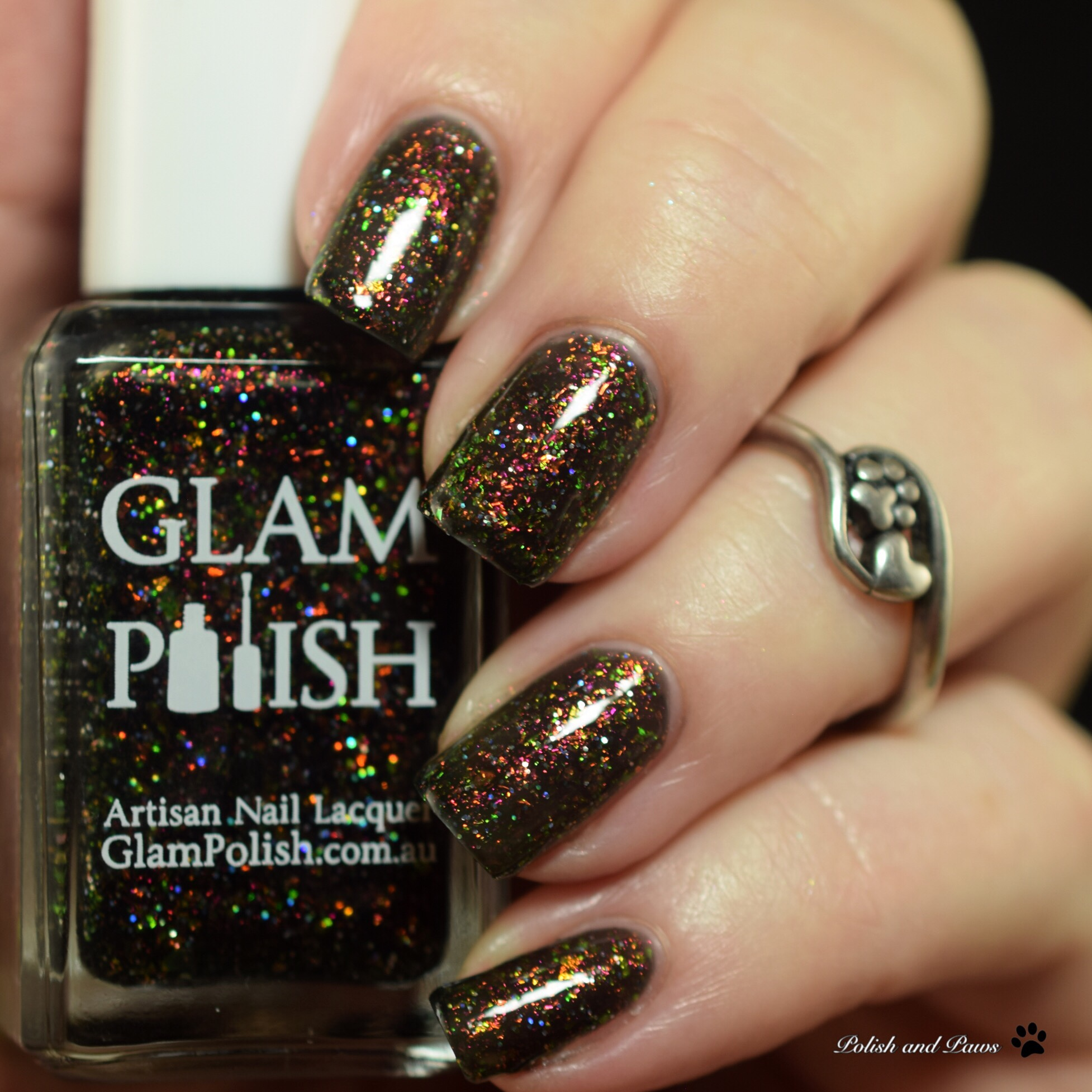 Glam Polish Demontor's Kiss