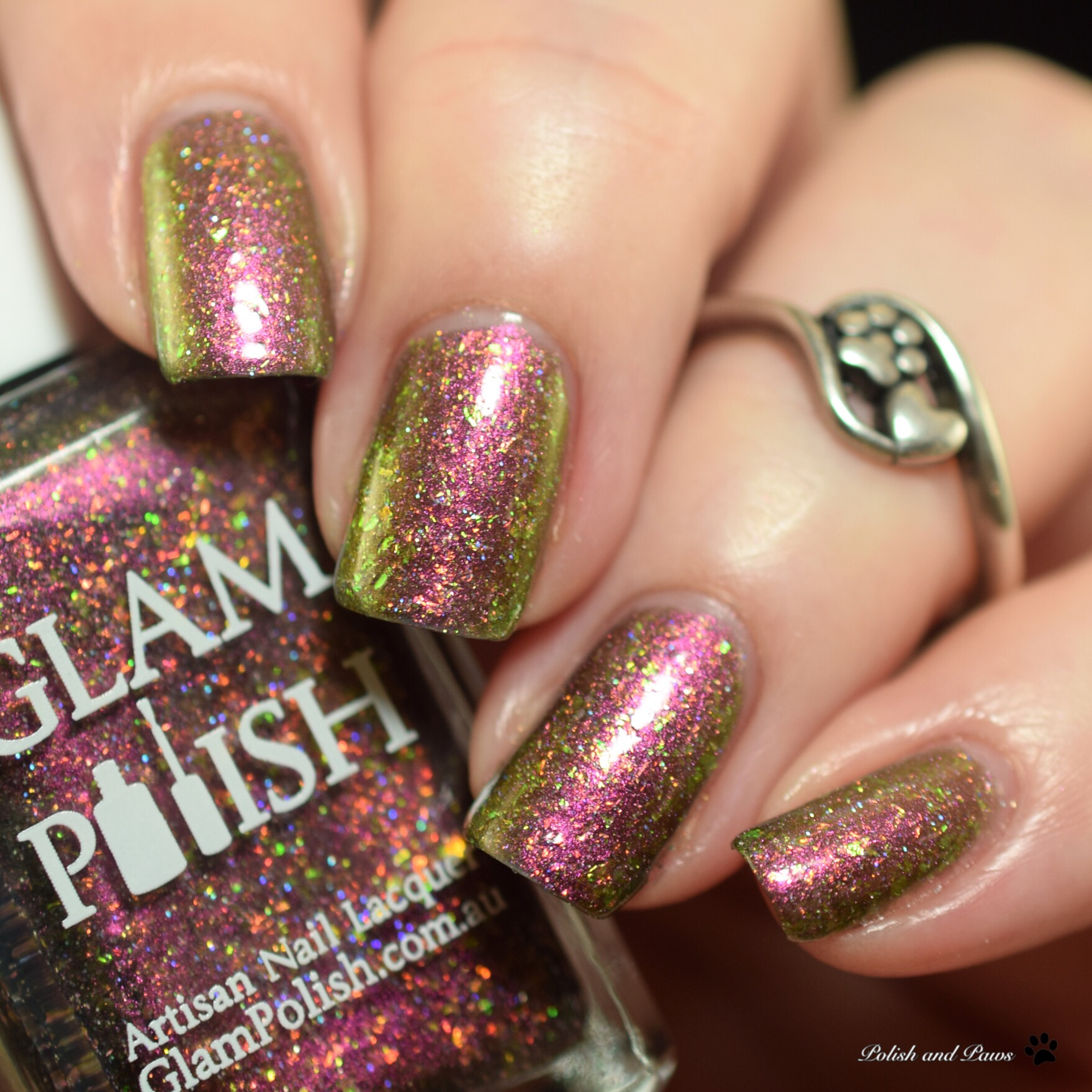 Glam Polish The Elder Wand