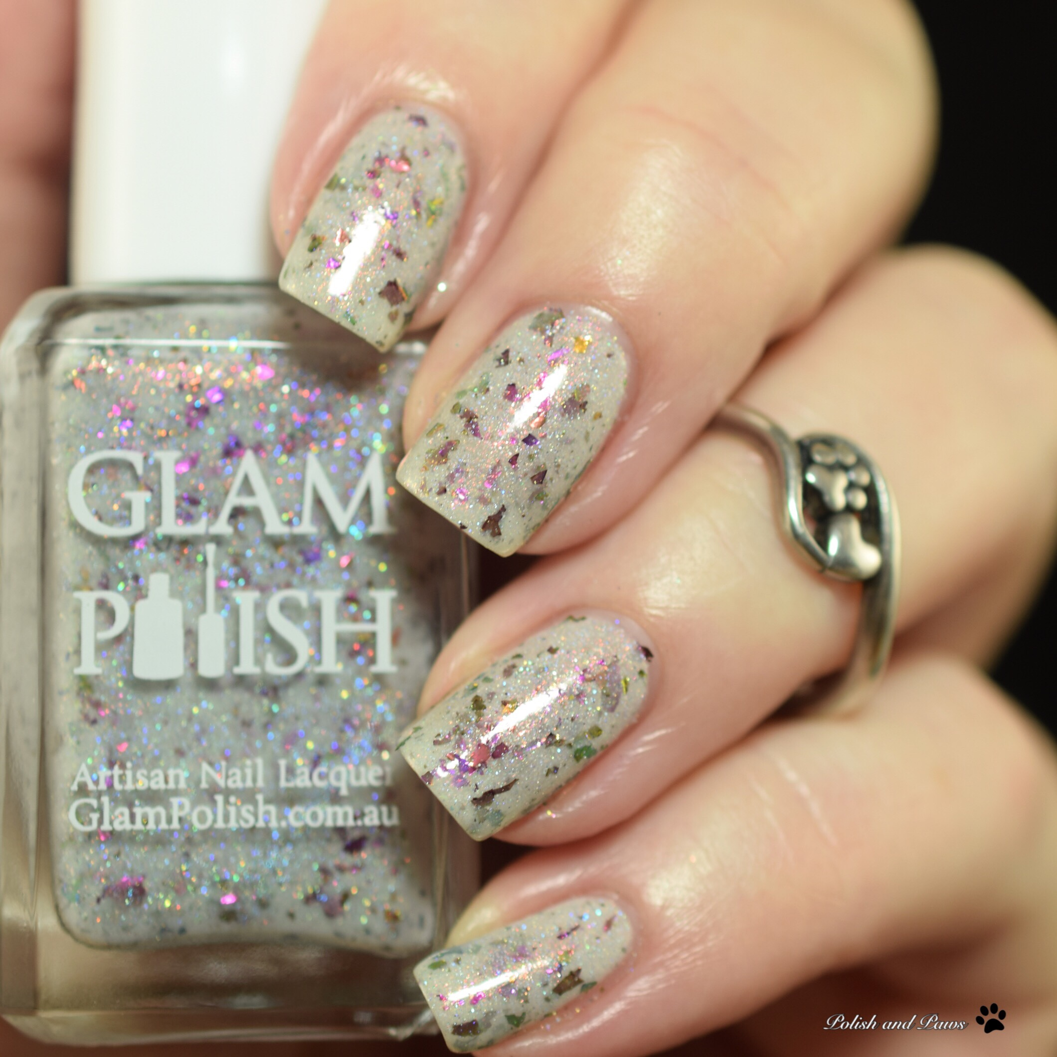 Glam Polish Wizarding War