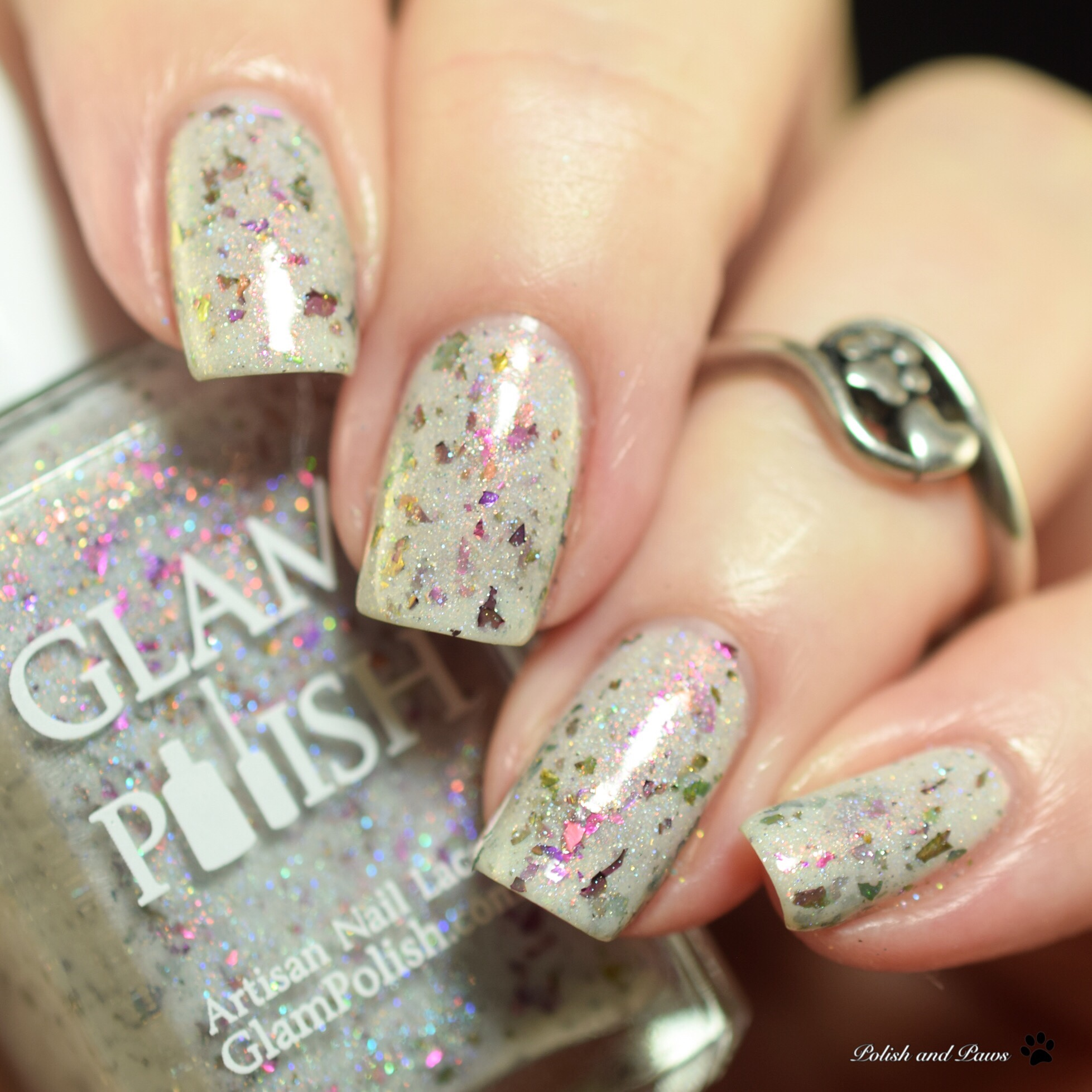 Glam Polish Wizarding War