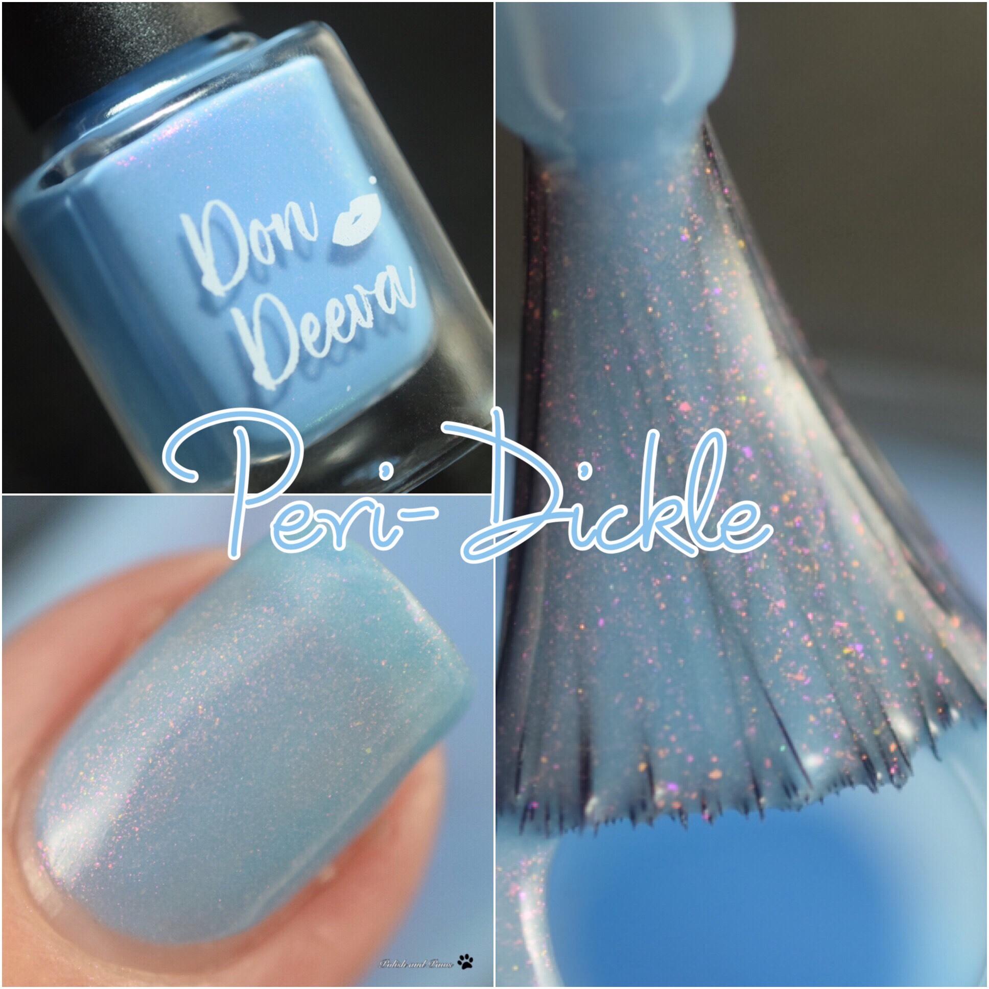 Don Deeva Peri-Dickle