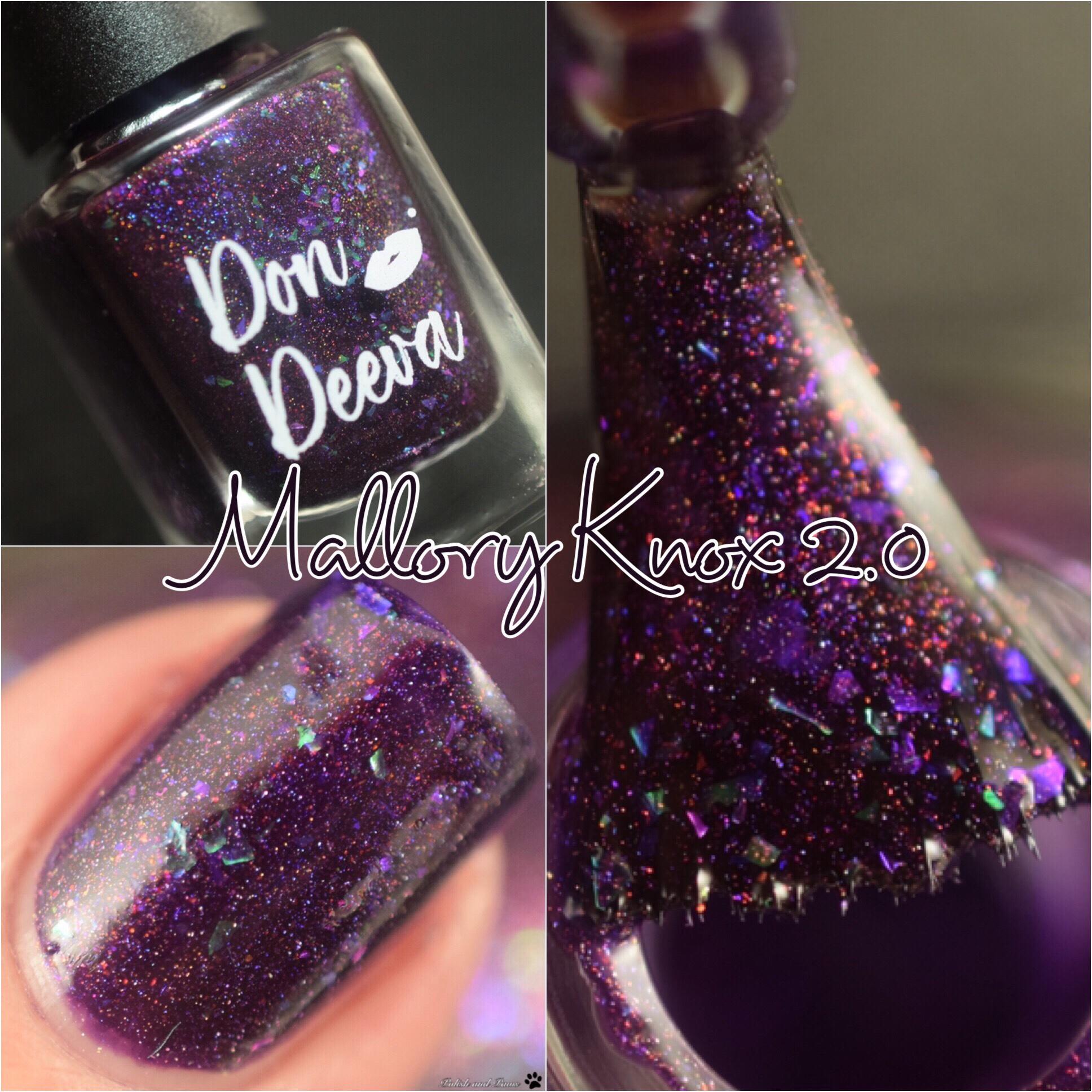 Don Deeva Mallory Knox 2.0