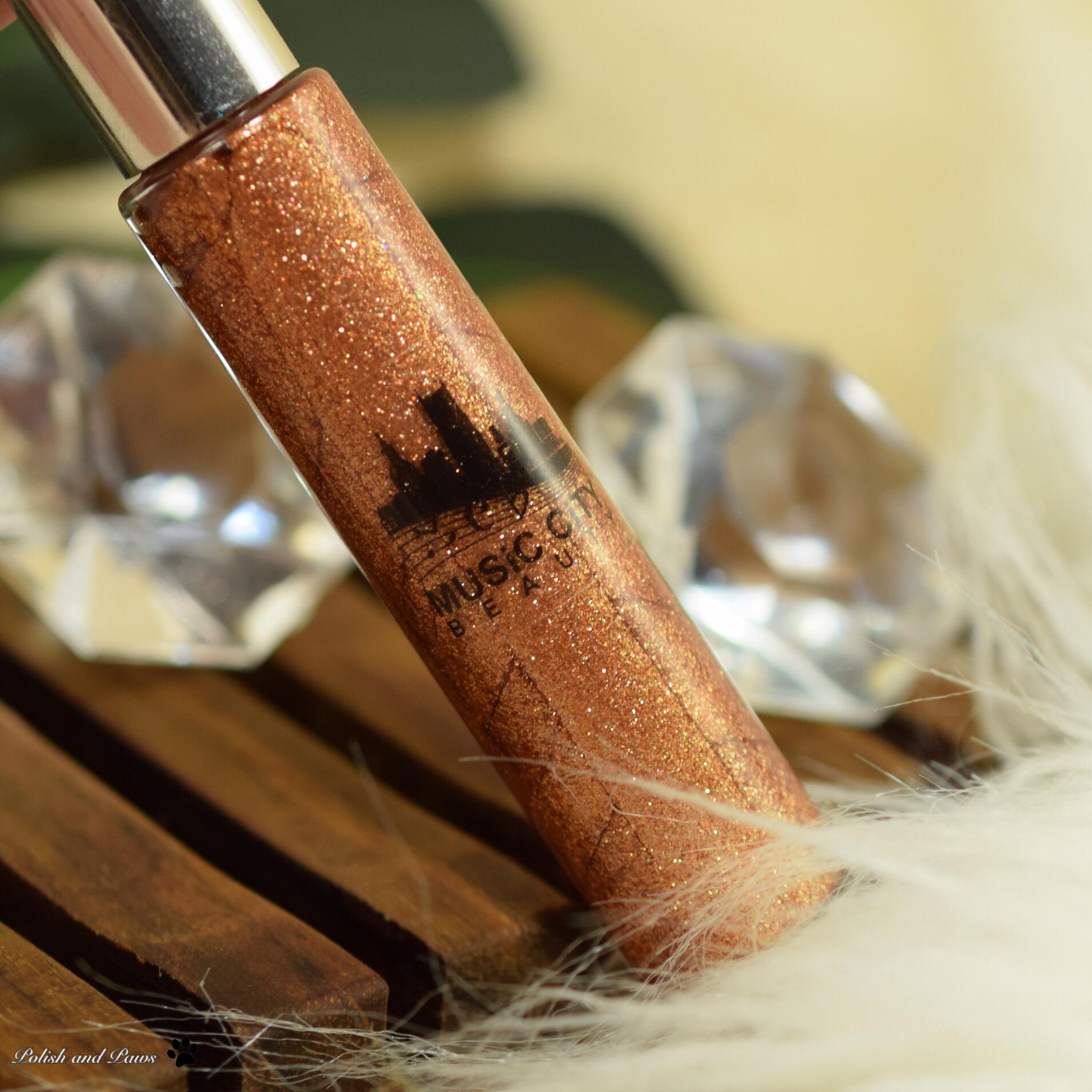 Music City Beauty Goddess Lip Gloss