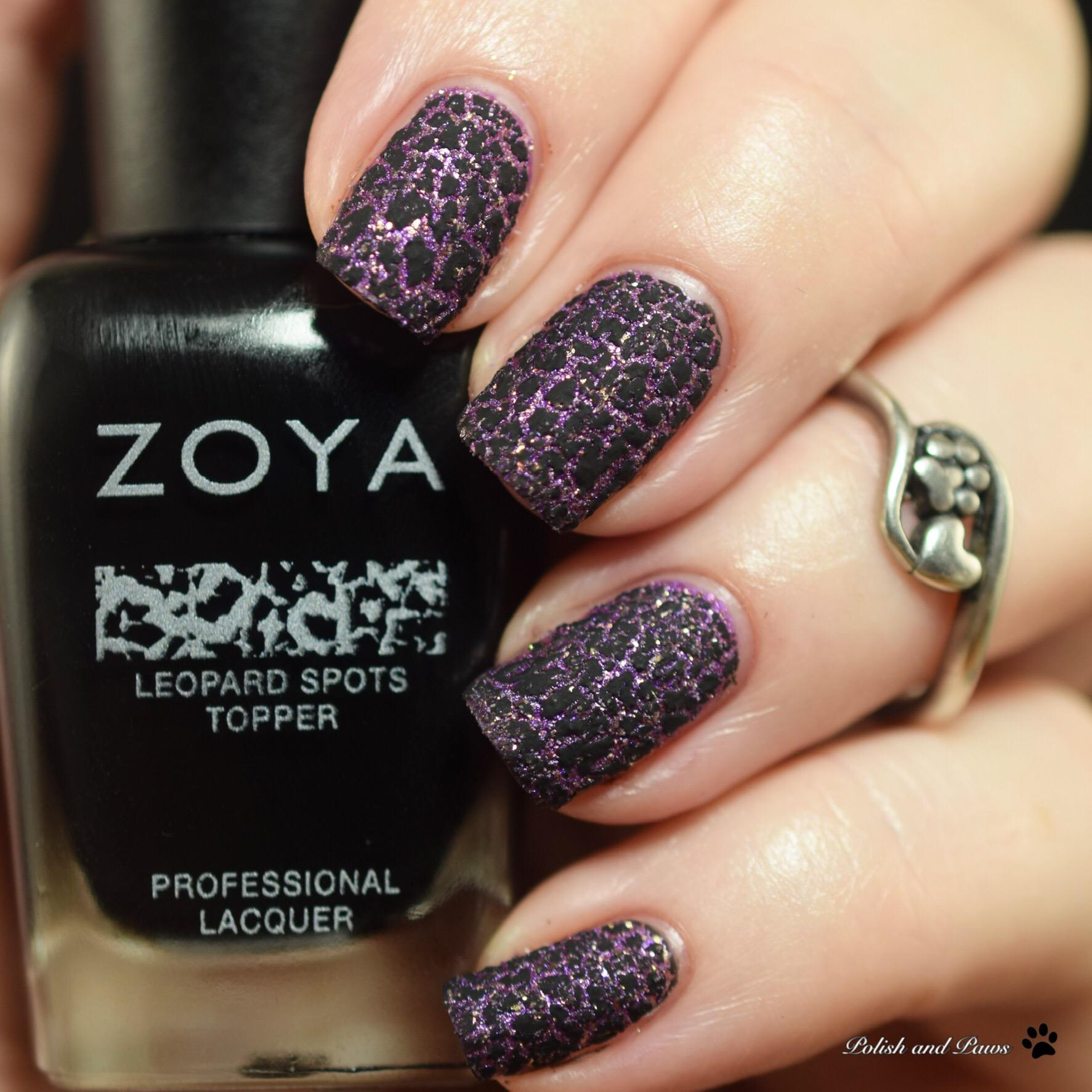 Zoya Leopard Spots