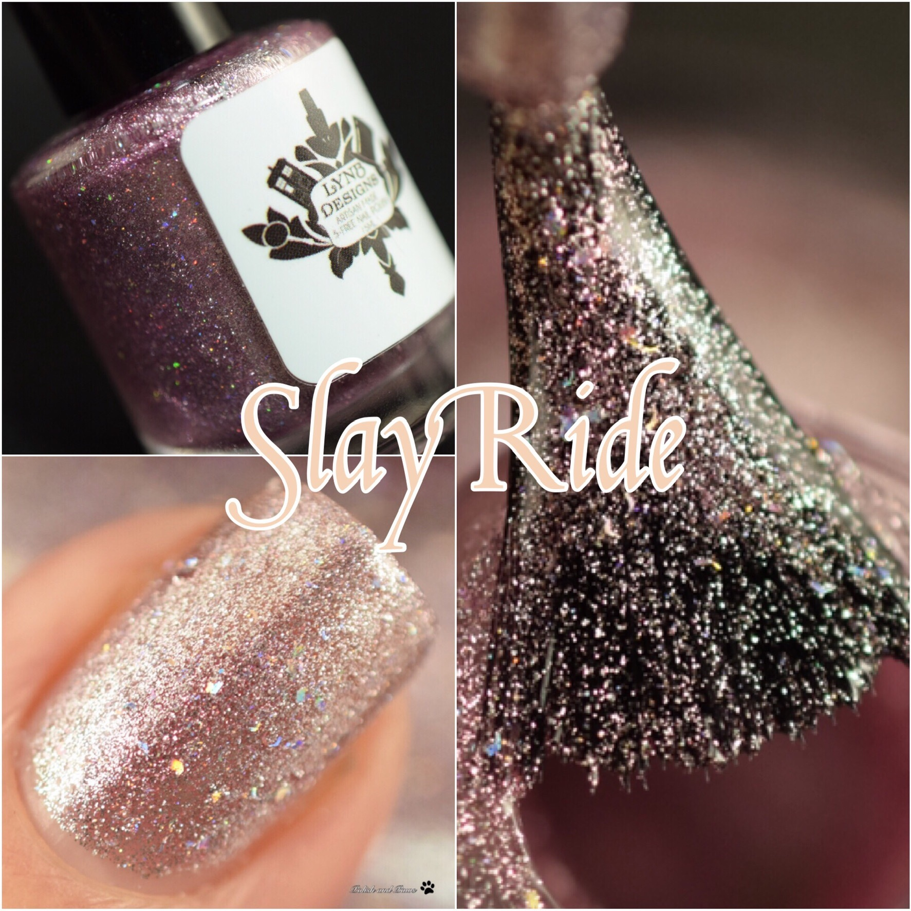 LynB Designs Slay Ride