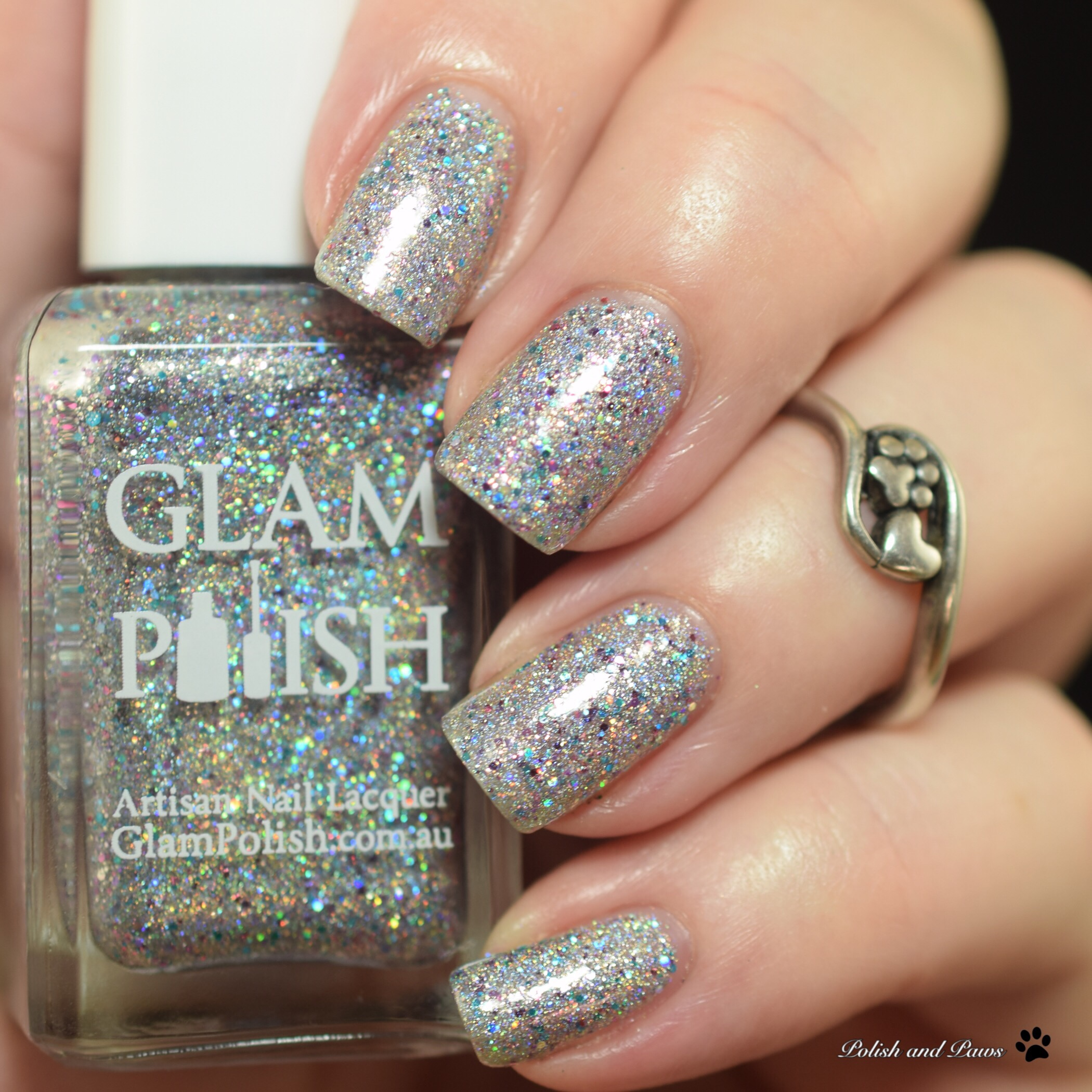 Glam Polish What the Shell