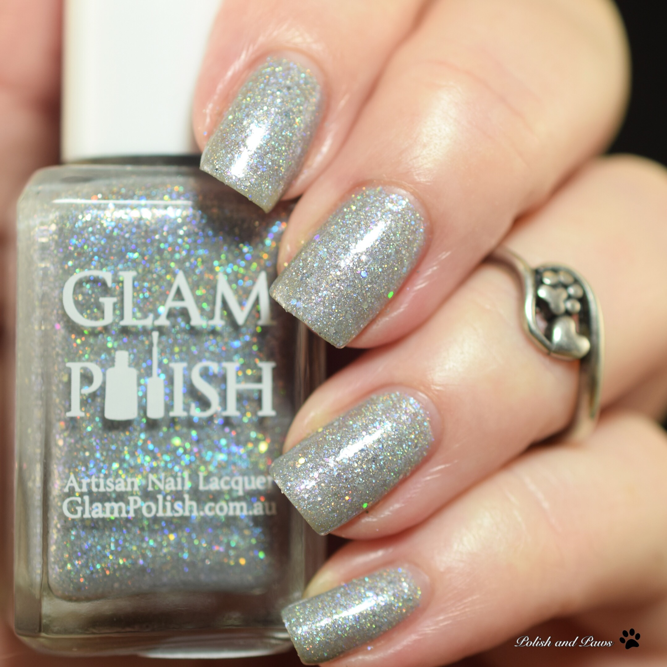 Glam Polish Get the Shell Out!