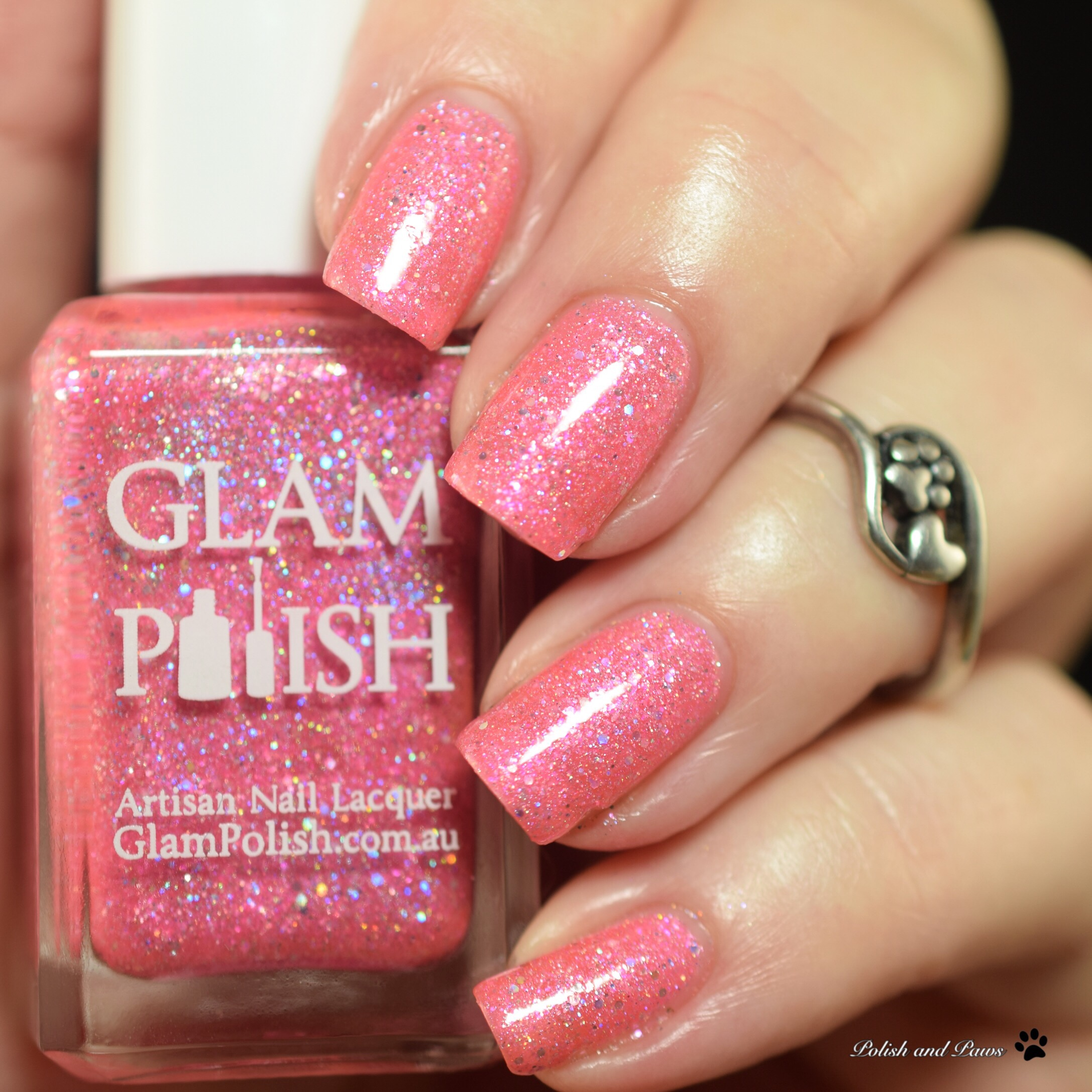 Glam Polish Hot as Shell