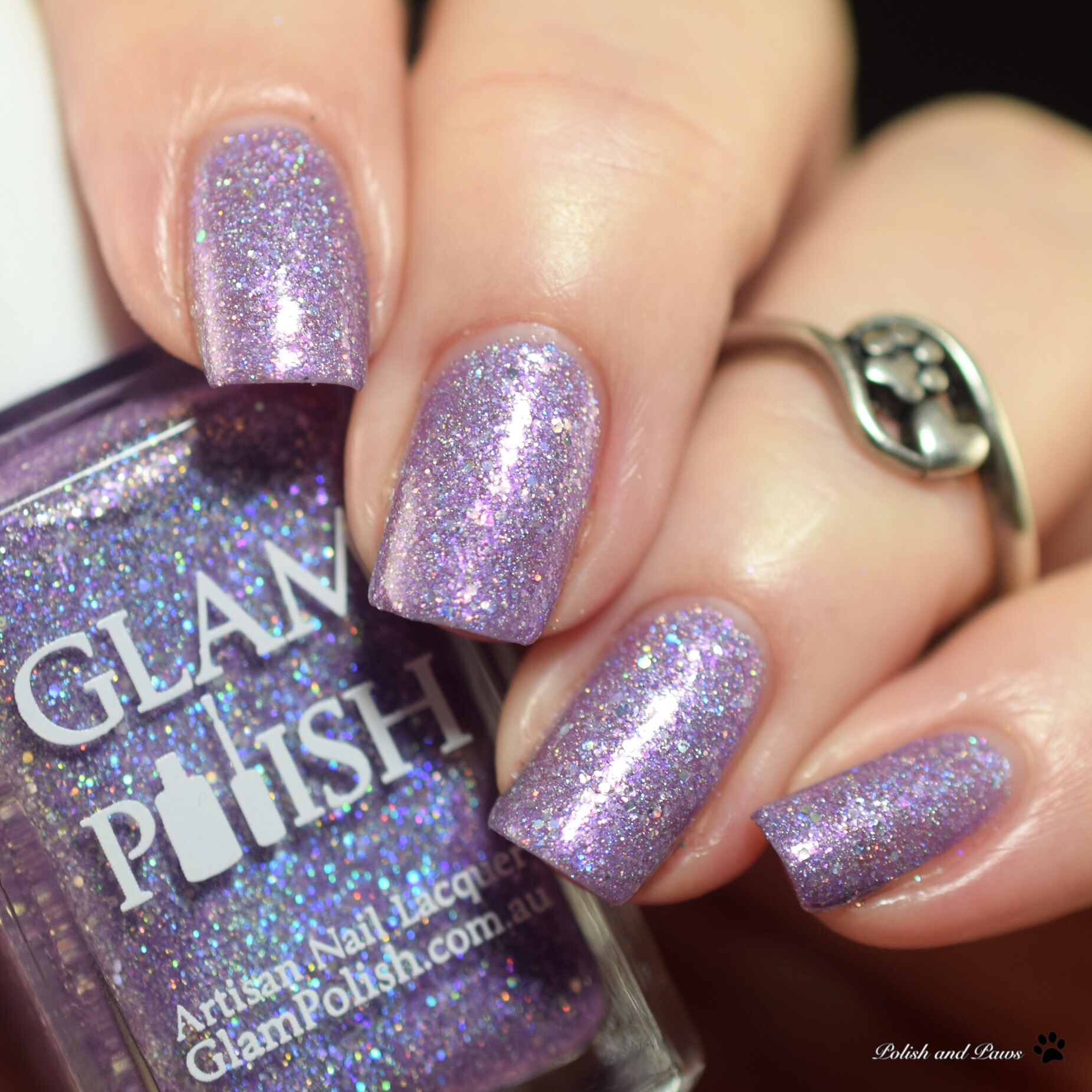 Glam Polish To Shell and Back