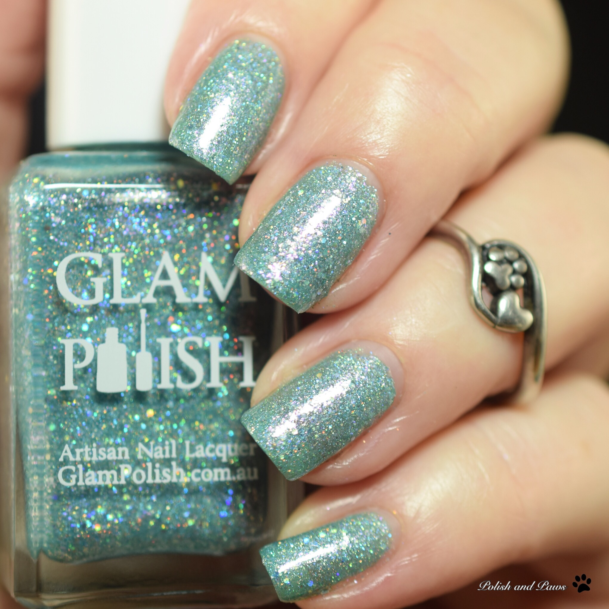 Glam Polish As Shore as Shell