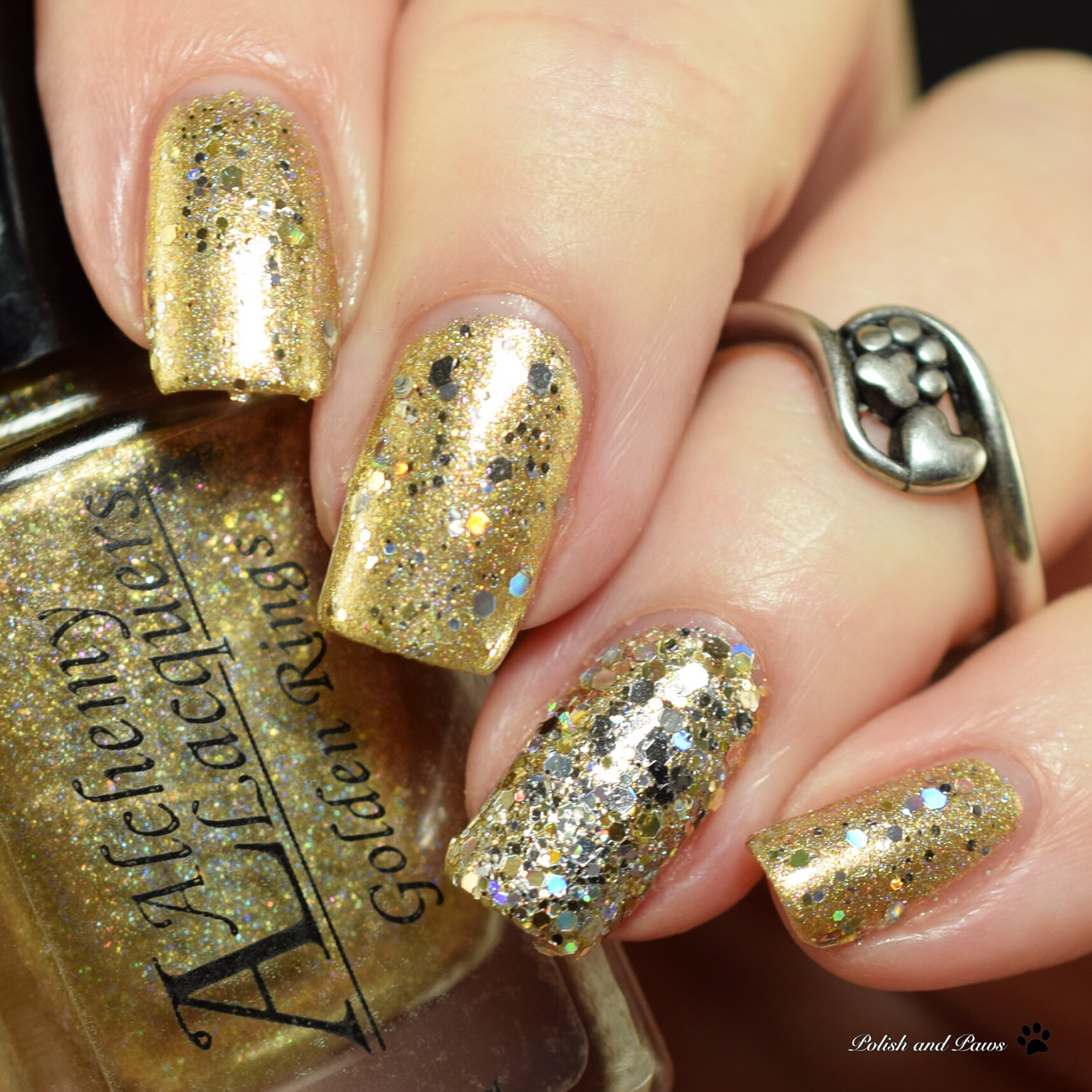 Alchemy Lacquers Metallic Melody