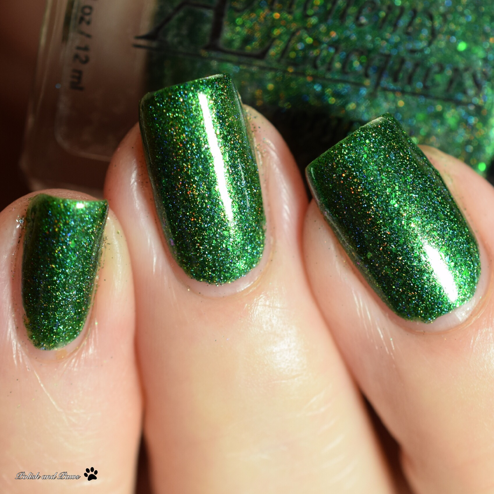 Alchemy Lacquers Forever Green