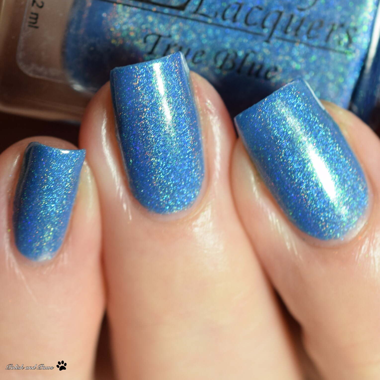 Alchemy Lacquers True Blue