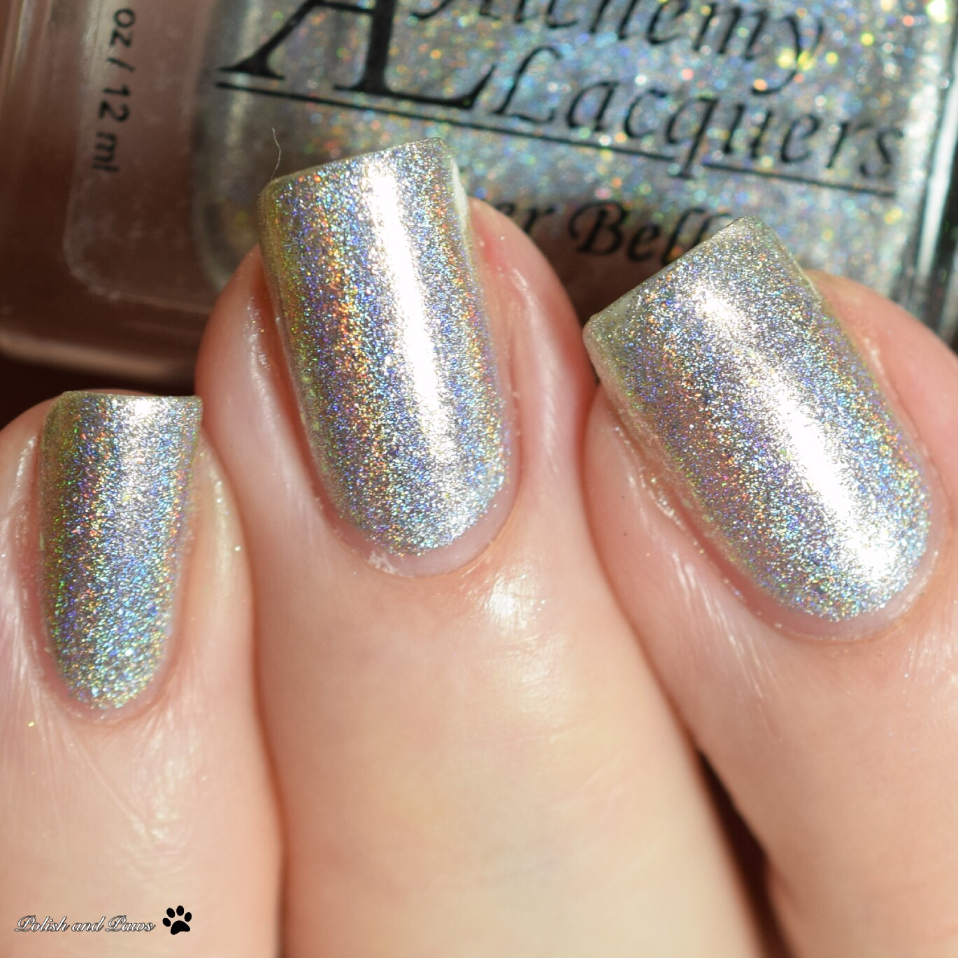 Alchemy Lacquers Silver Bells