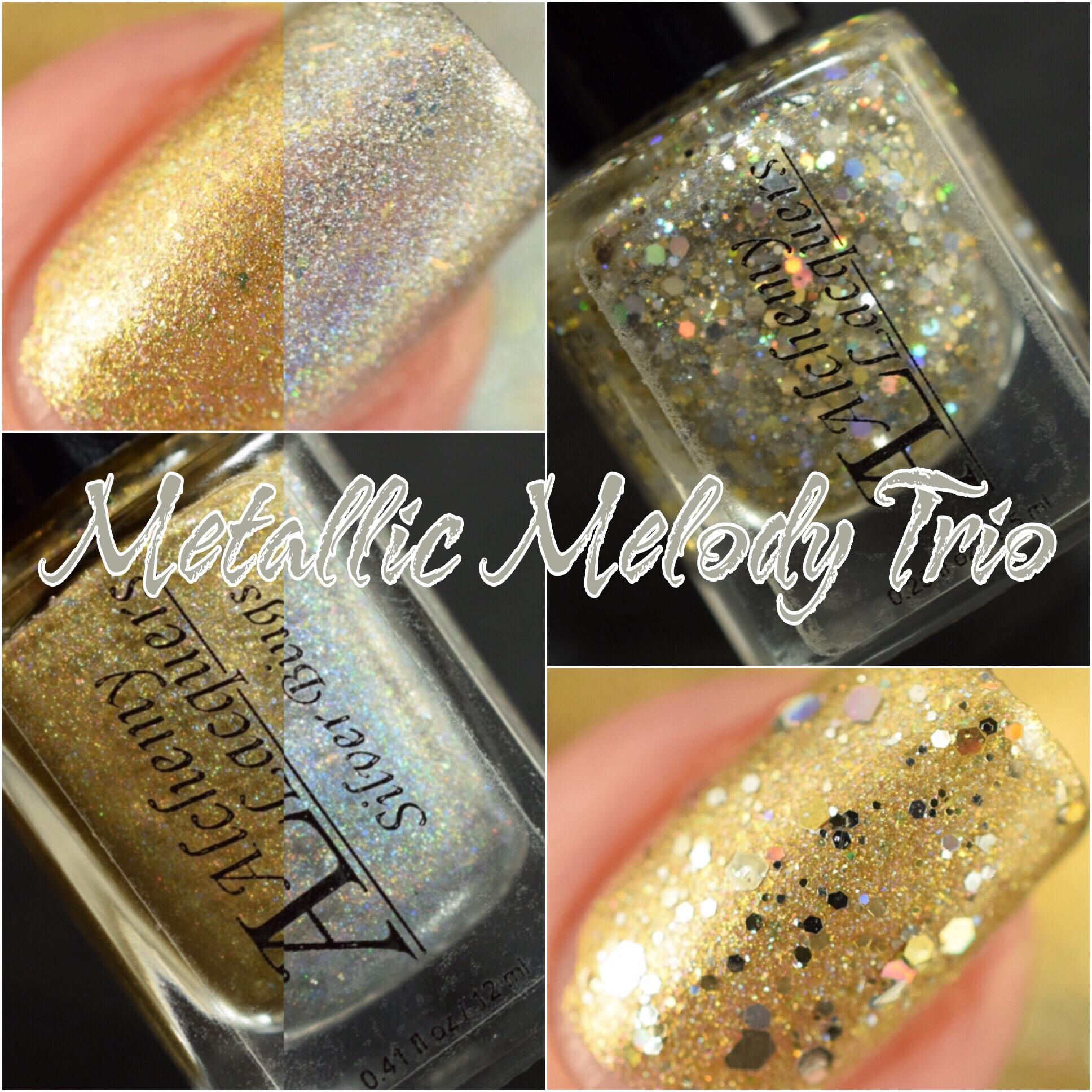 Metallic Melody Trio
