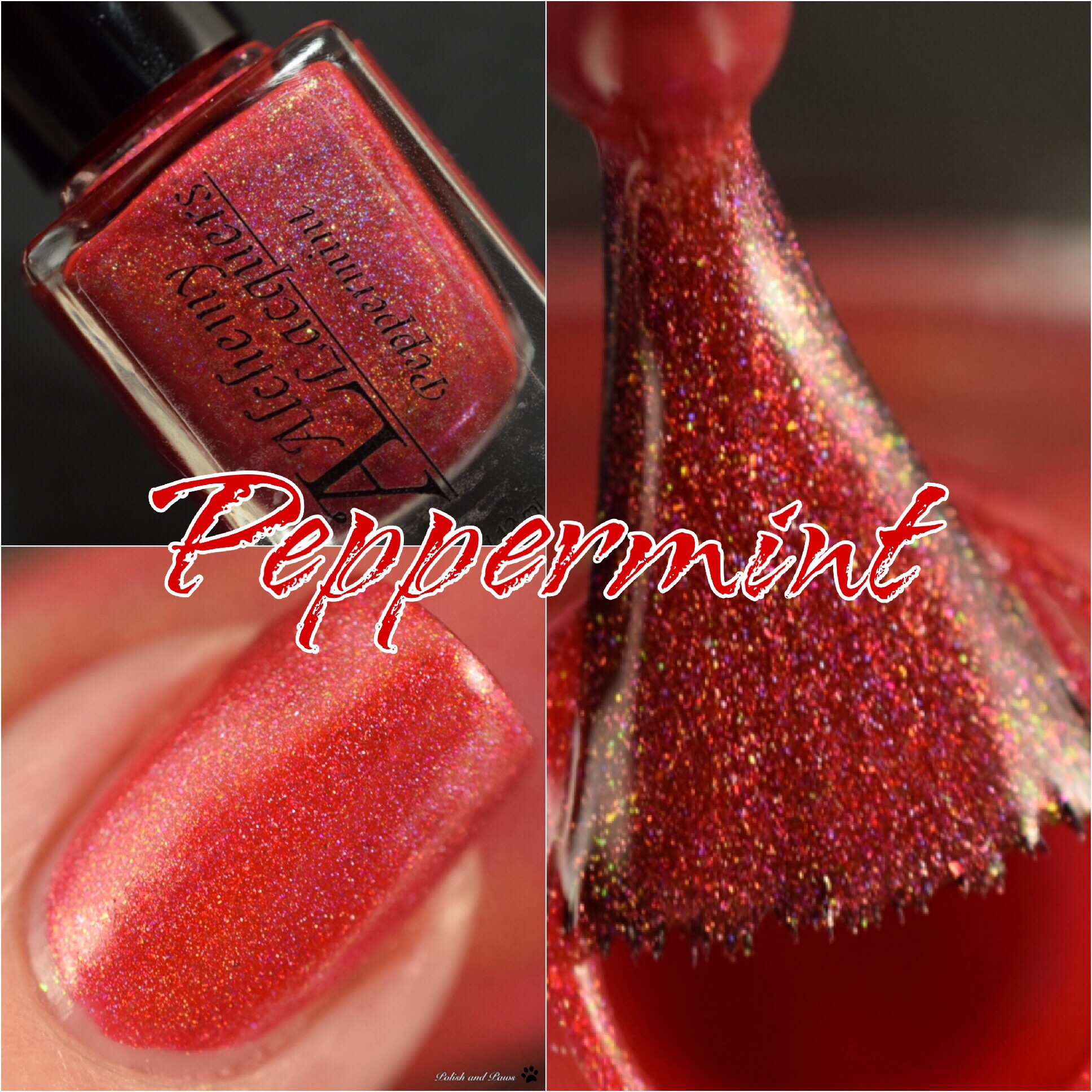 Alchemy Lacquers Peppermint